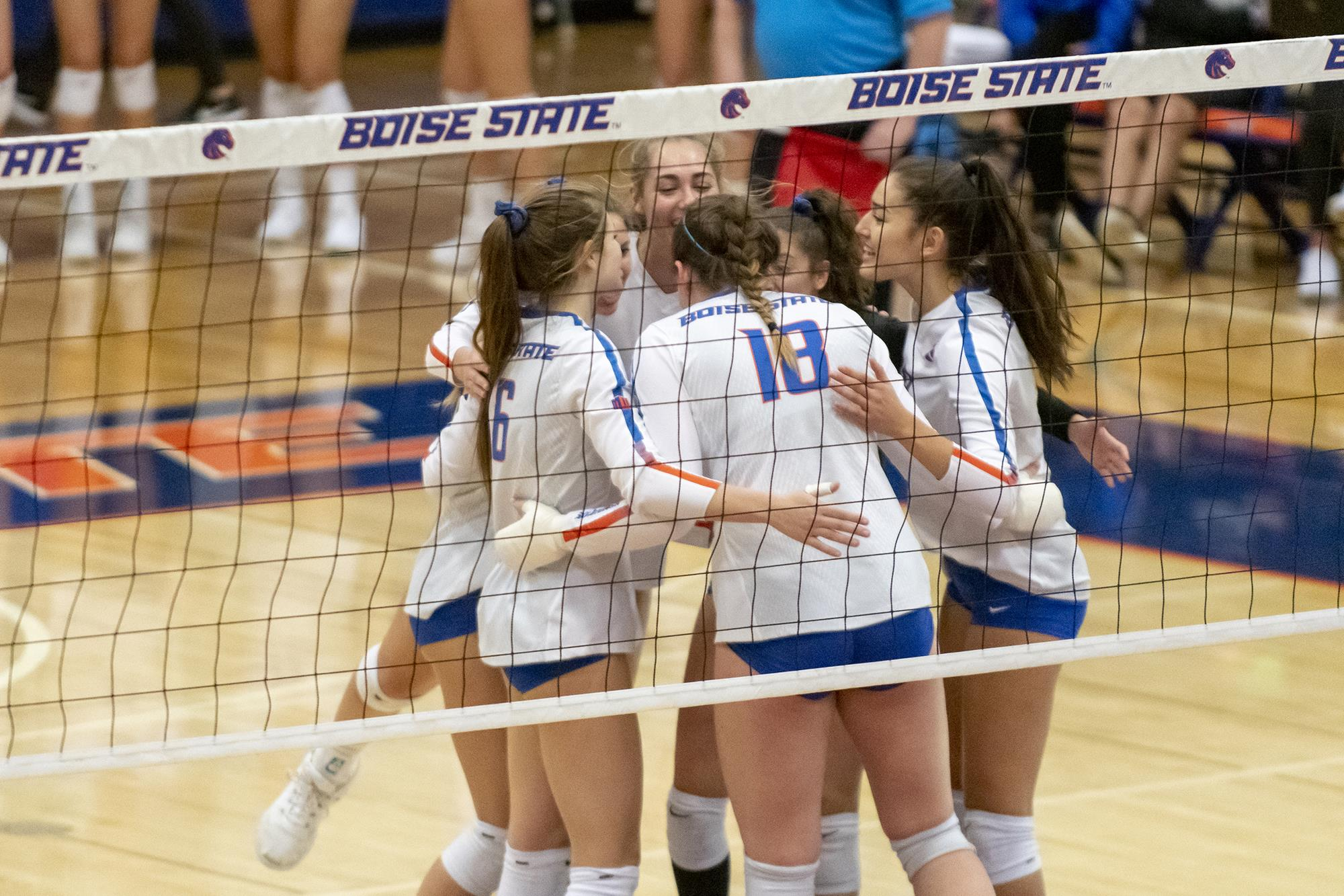 Jessica Donahue Women S Volleyball Boise State University Athletics