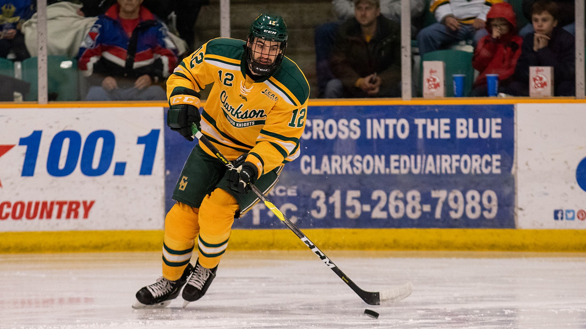 Jordan Schneider - Men's Hockey - Clarkson University Athletics