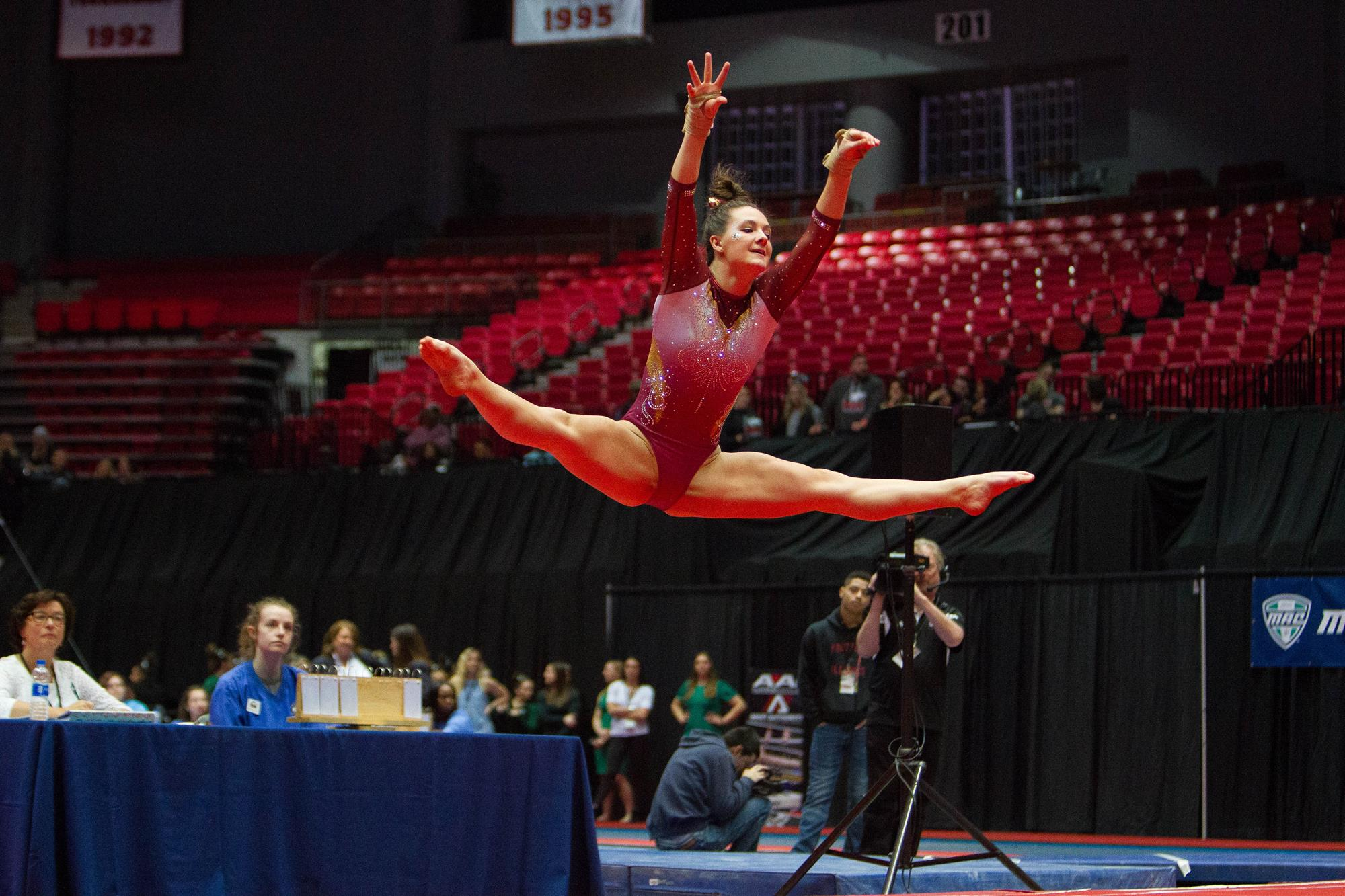 8b7780a8fcea Nora Fettinger - Women's Gymnastics - Central Michigan University Athletics