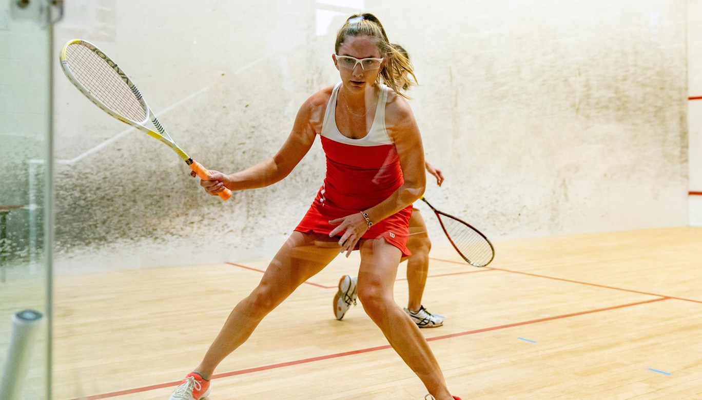 Colby Gallagher - 2019-20 - Women's Squash - Cornell