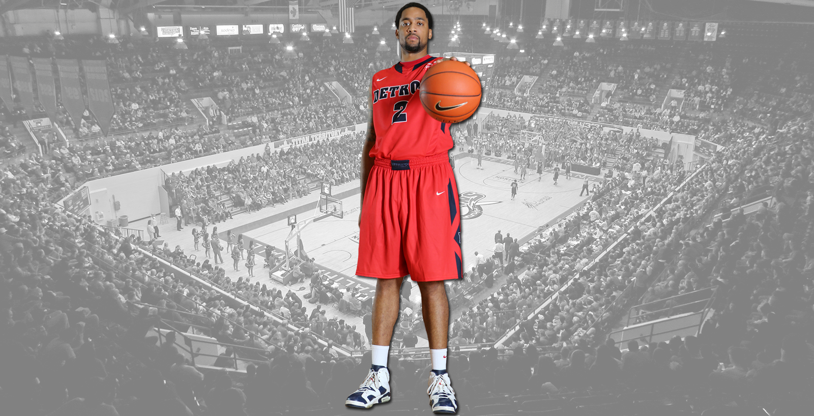 Juwan Howard Jr  - Men's Basketball - University of Detroit