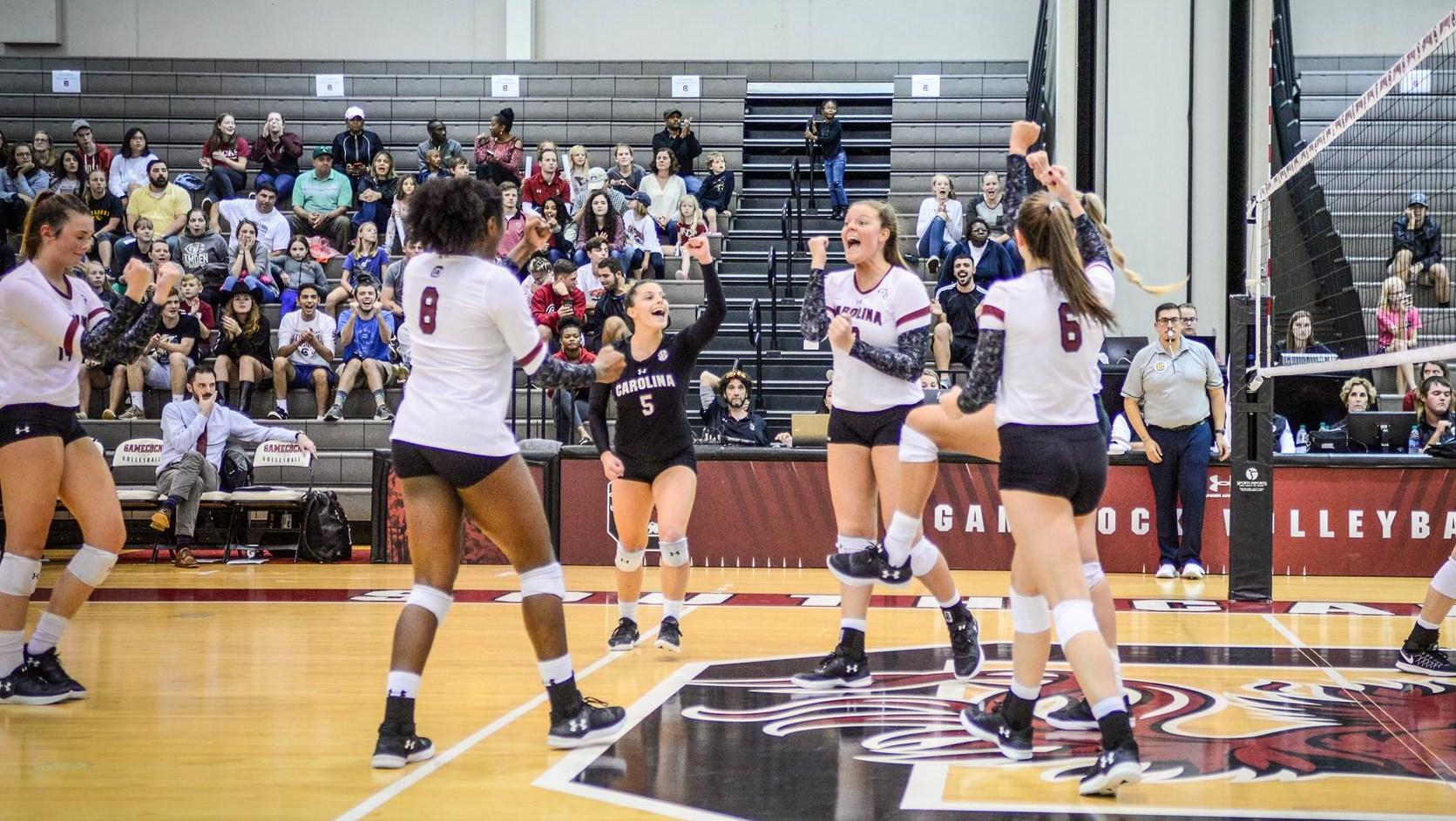 Courtney Furlong Women S Volleyball University Of South Carolina Athletics