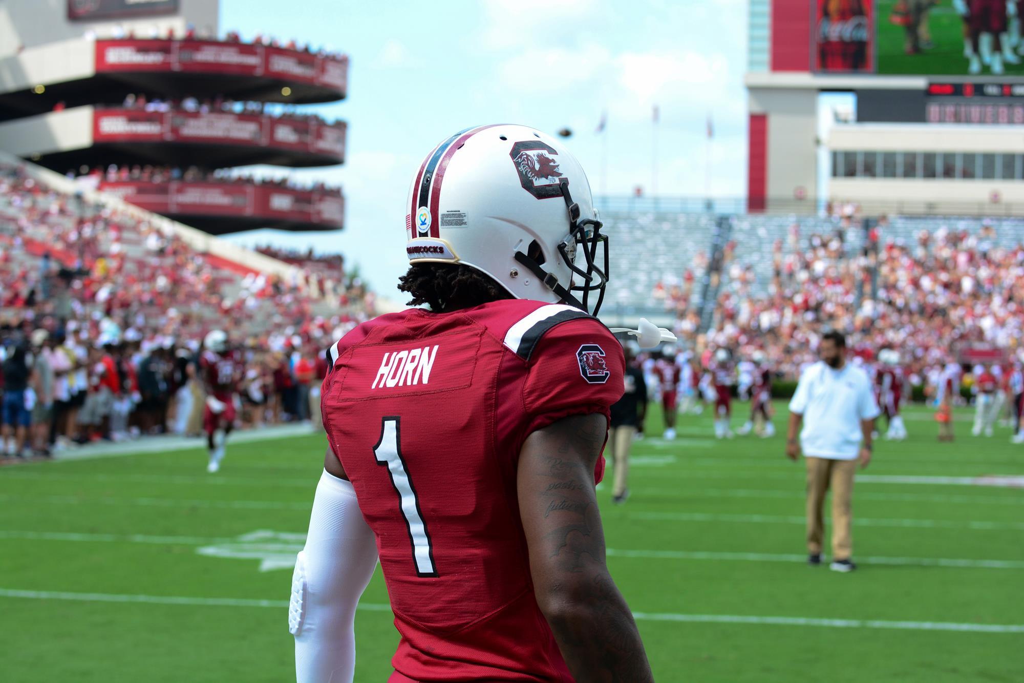 Jaycee Horn - Football - University of South Carolina Athletics