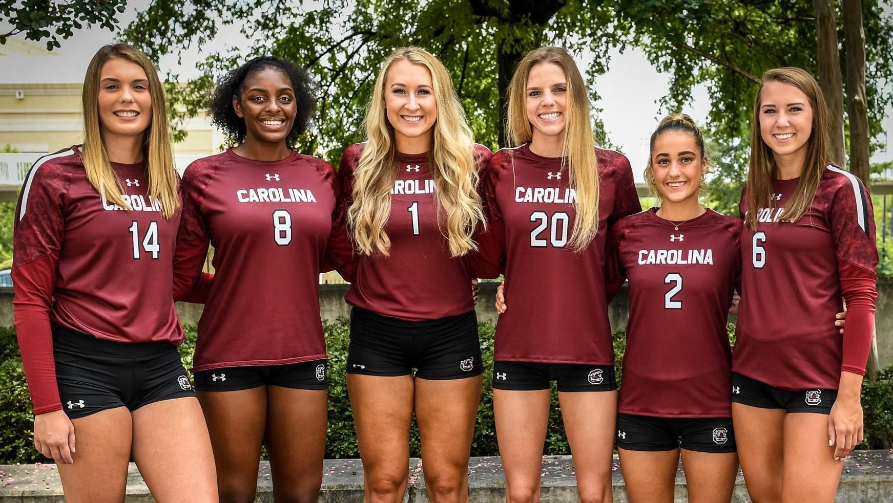 Courtney Koehler Women S Volleyball University Of South Carolina Athletics