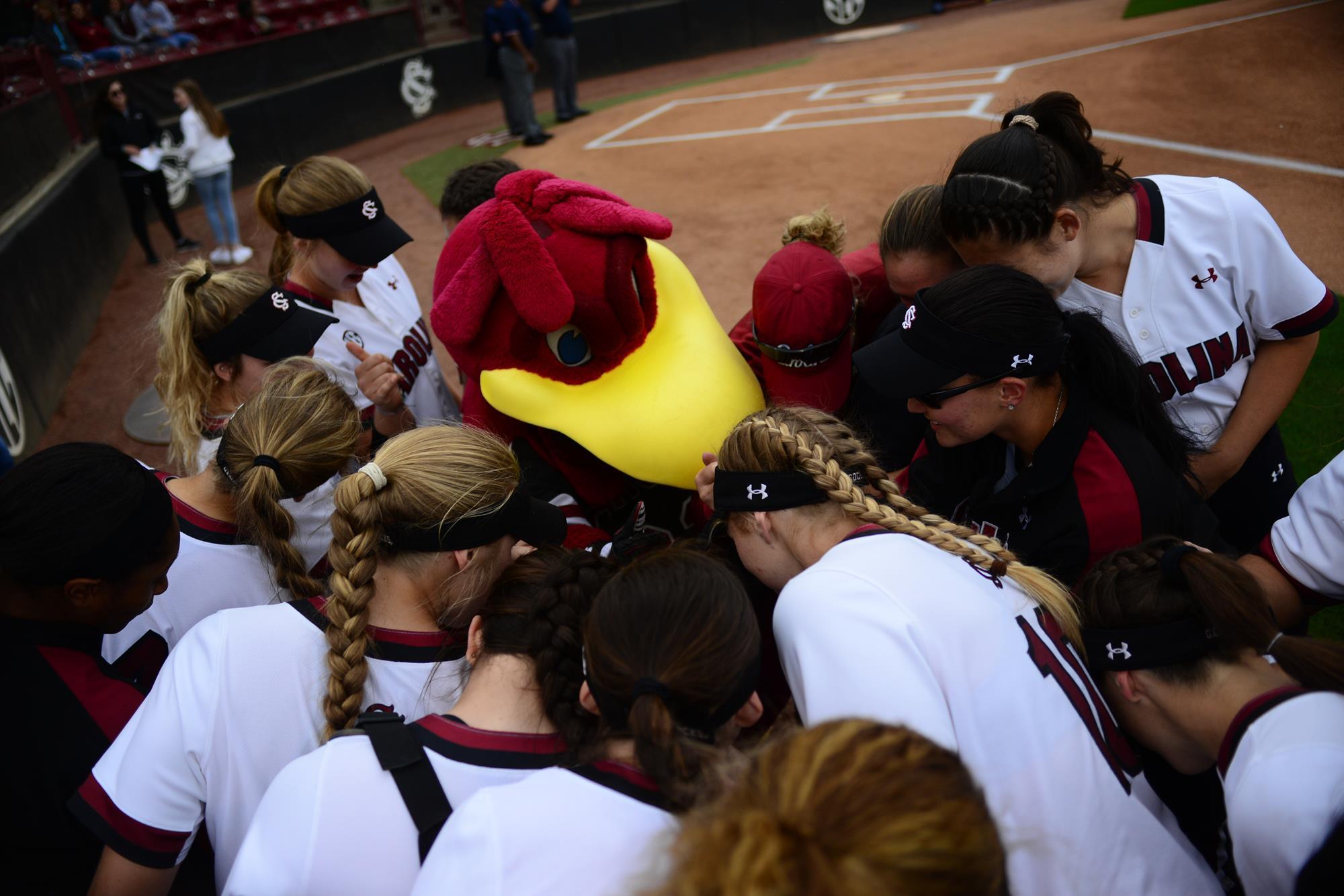 Dixie Raley - Softball - University of South Carolina Athletics