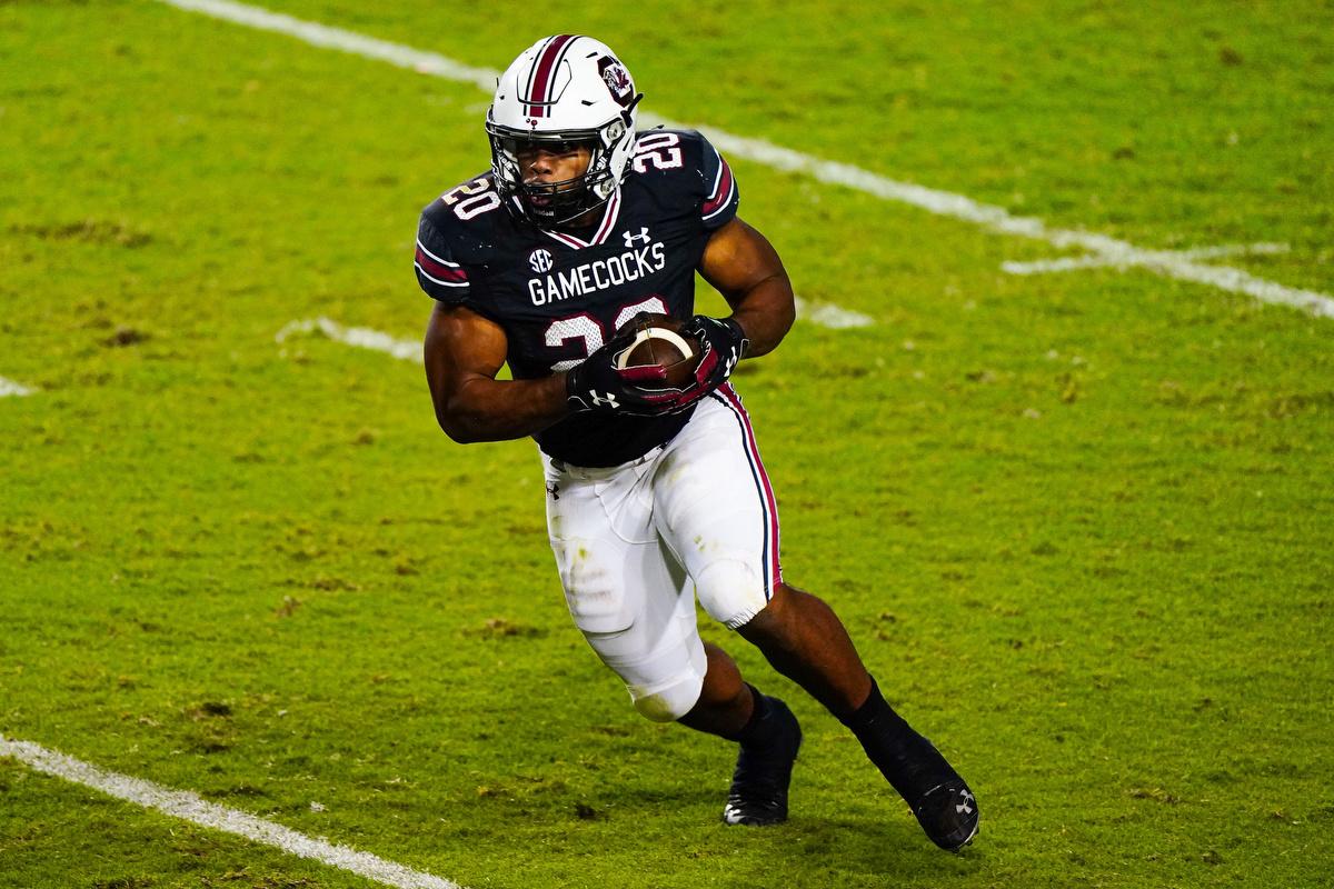 Kevin Harris - Football - University of South Carolina Athletics