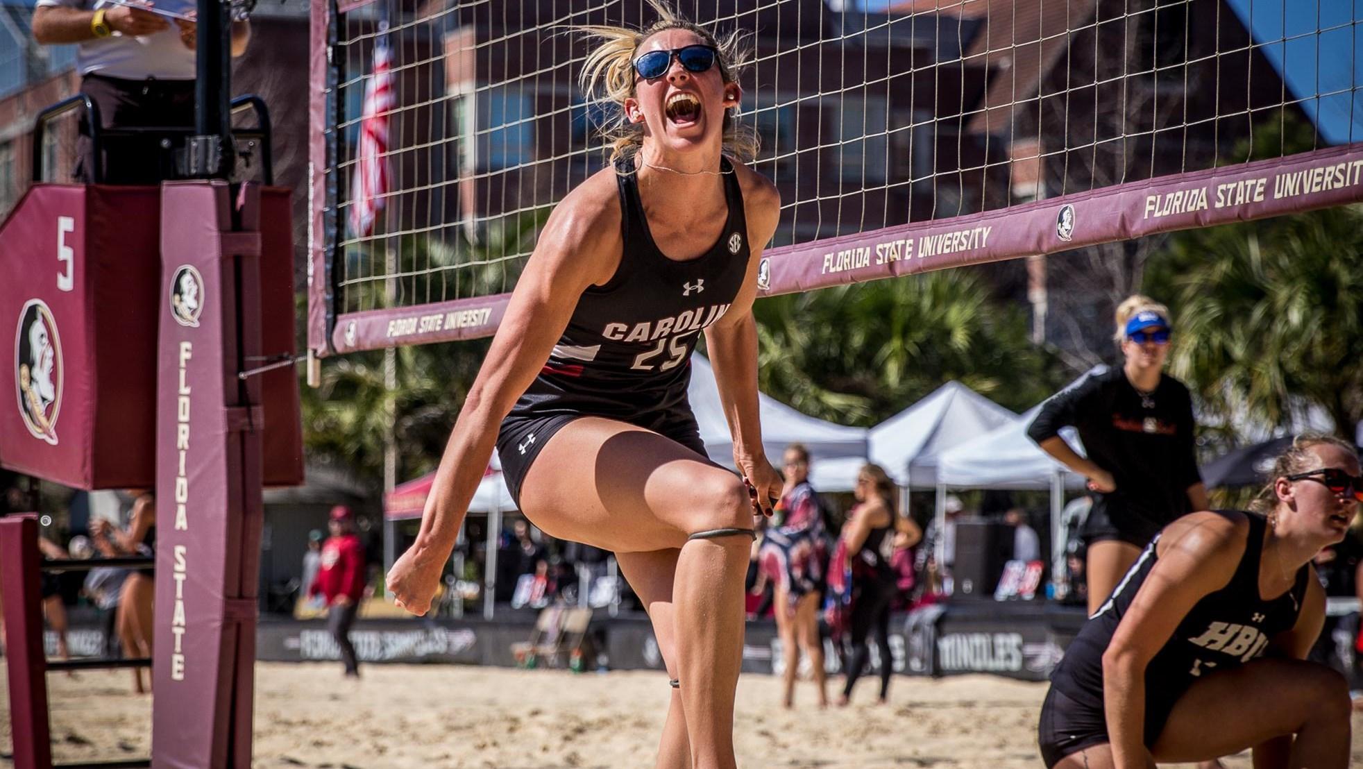 Morgyn Greer Women S Beach Volleyball University Of South Carolina Athletics