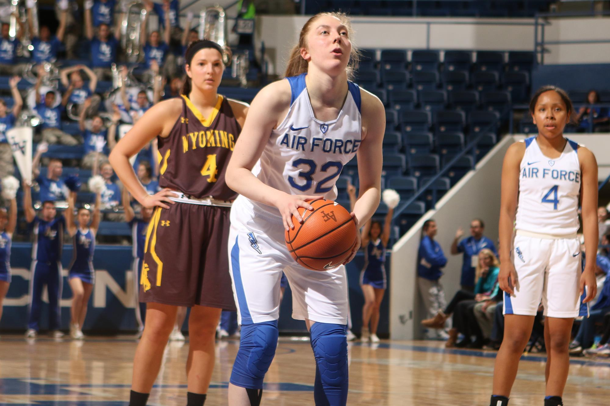 62b1d965d5eee Kaelin Immel - Women's Basketball - Air Force Academy Athletics