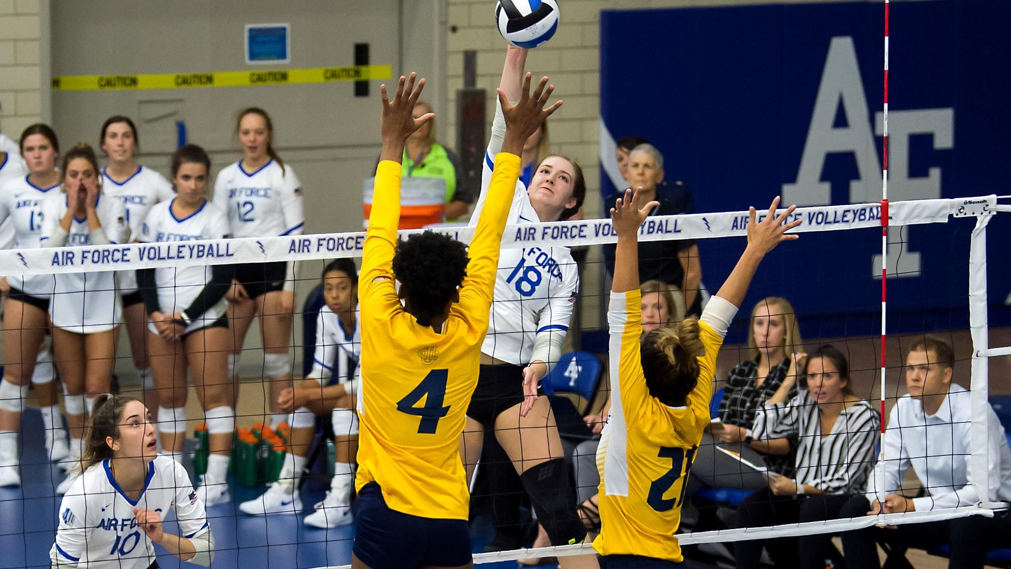 Bailey Keith Women S Volleyball Air Force Academy Athletics