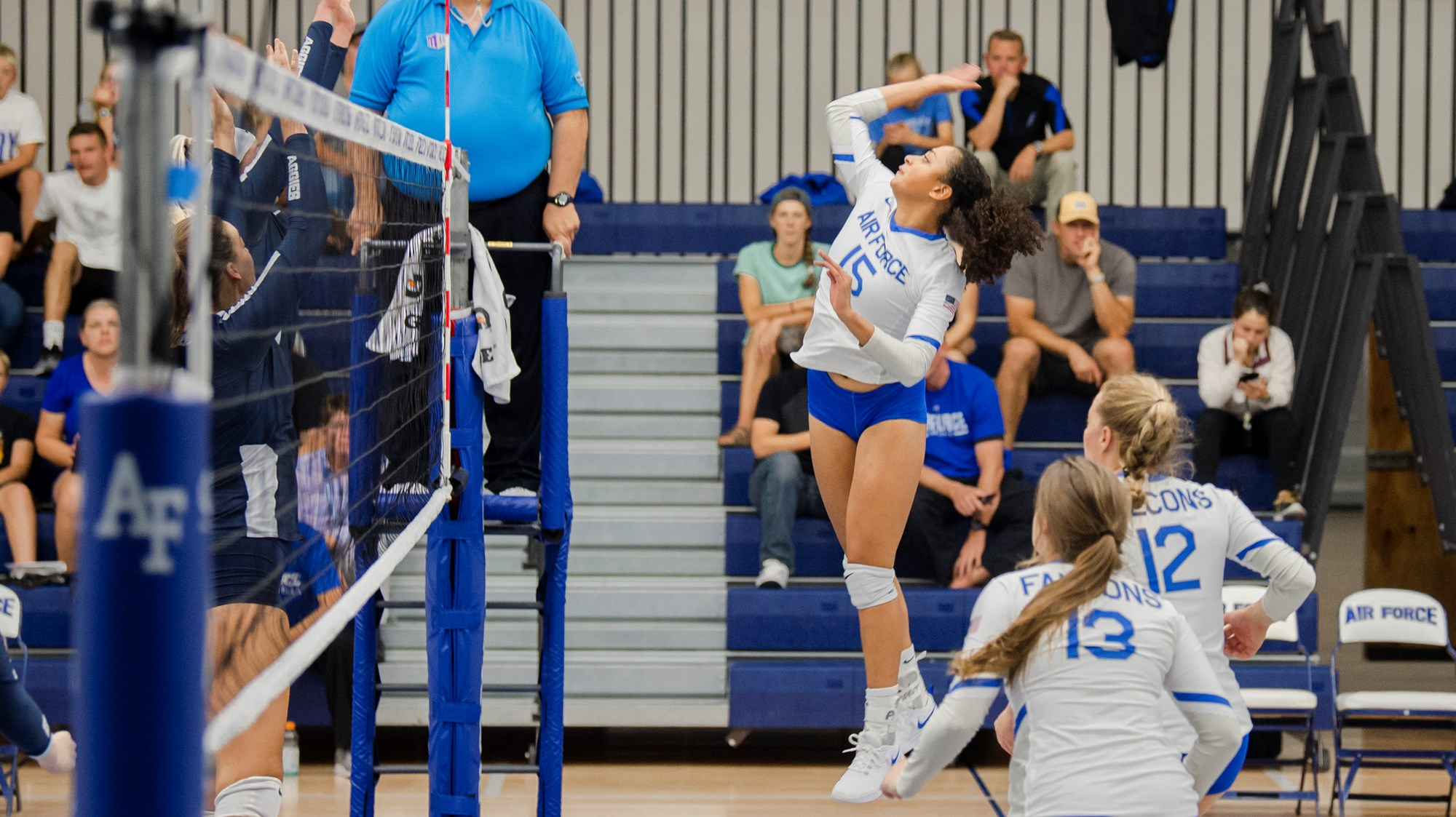 Taleah Cooper Women S Volleyball Air Force Academy Athletics