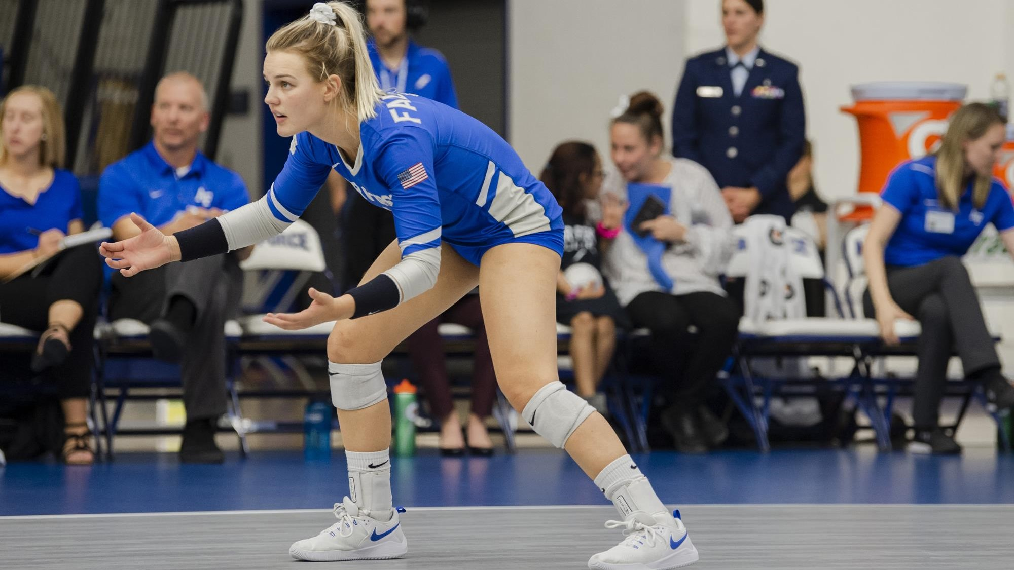 Alex King Women S Volleyball Air Force Academy Athletics