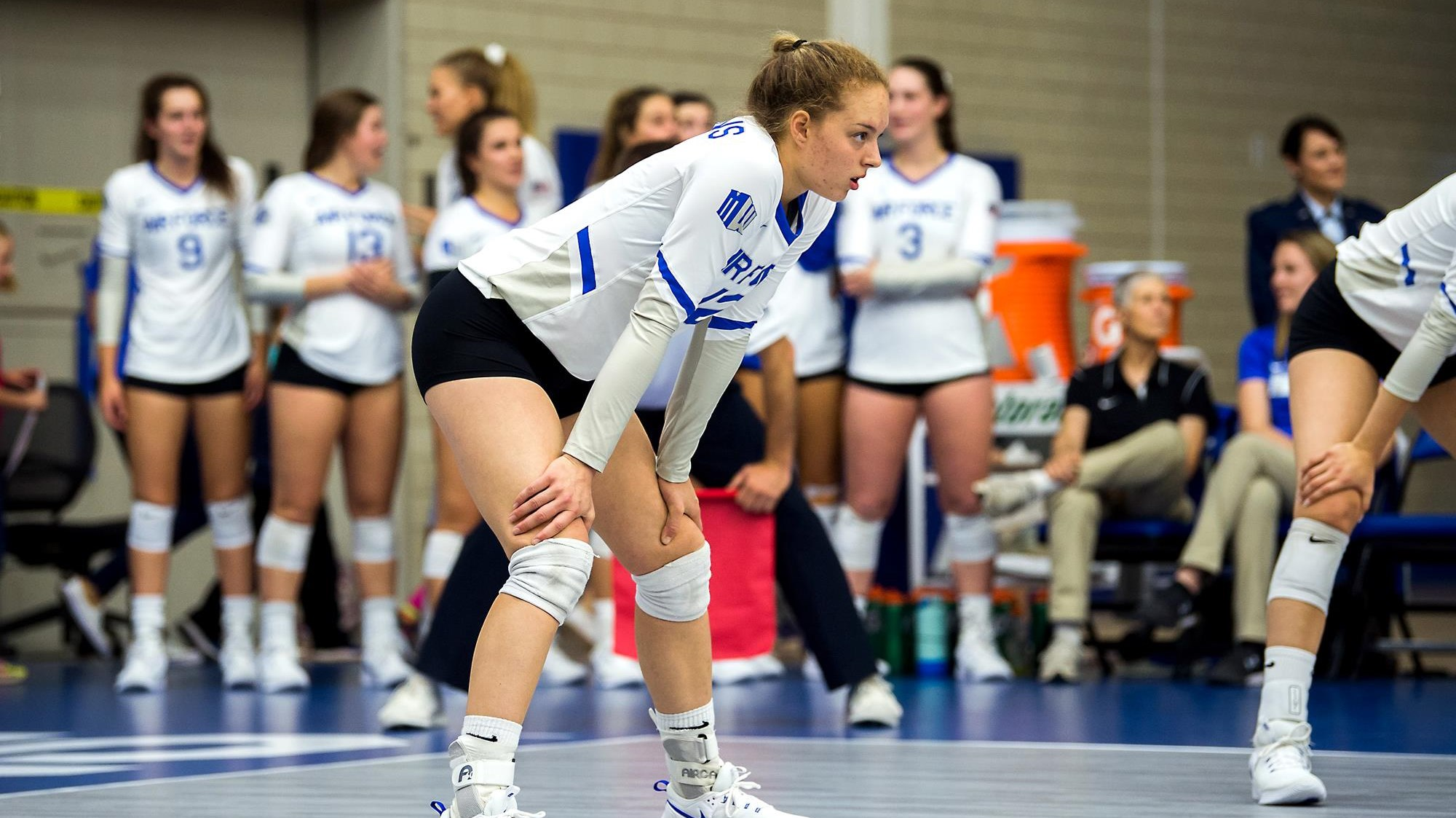 Brookelyn Messenger Women S Volleyball Air Force Academy Athletics