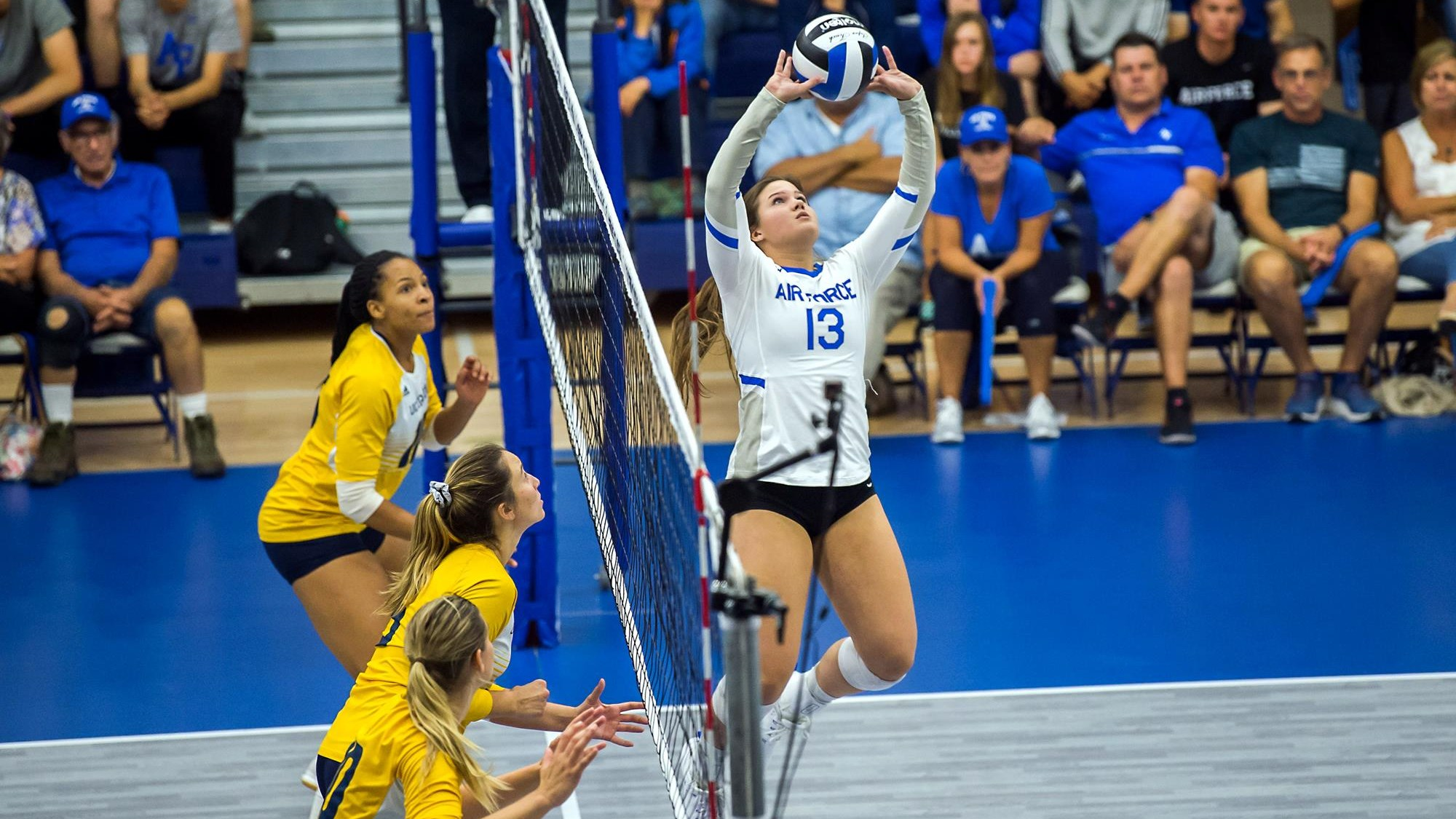 Abigail Collins Women S Volleyball Air Force Academy Athletics
