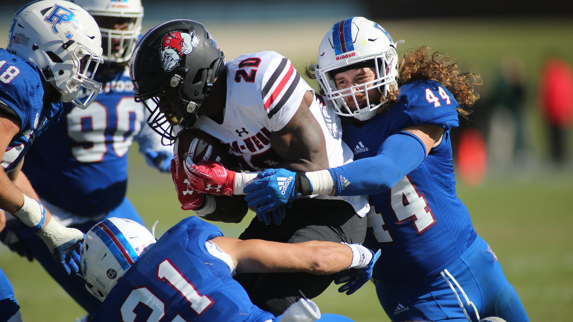 Colby Campbell - 2020 - Football - Presbyterian College