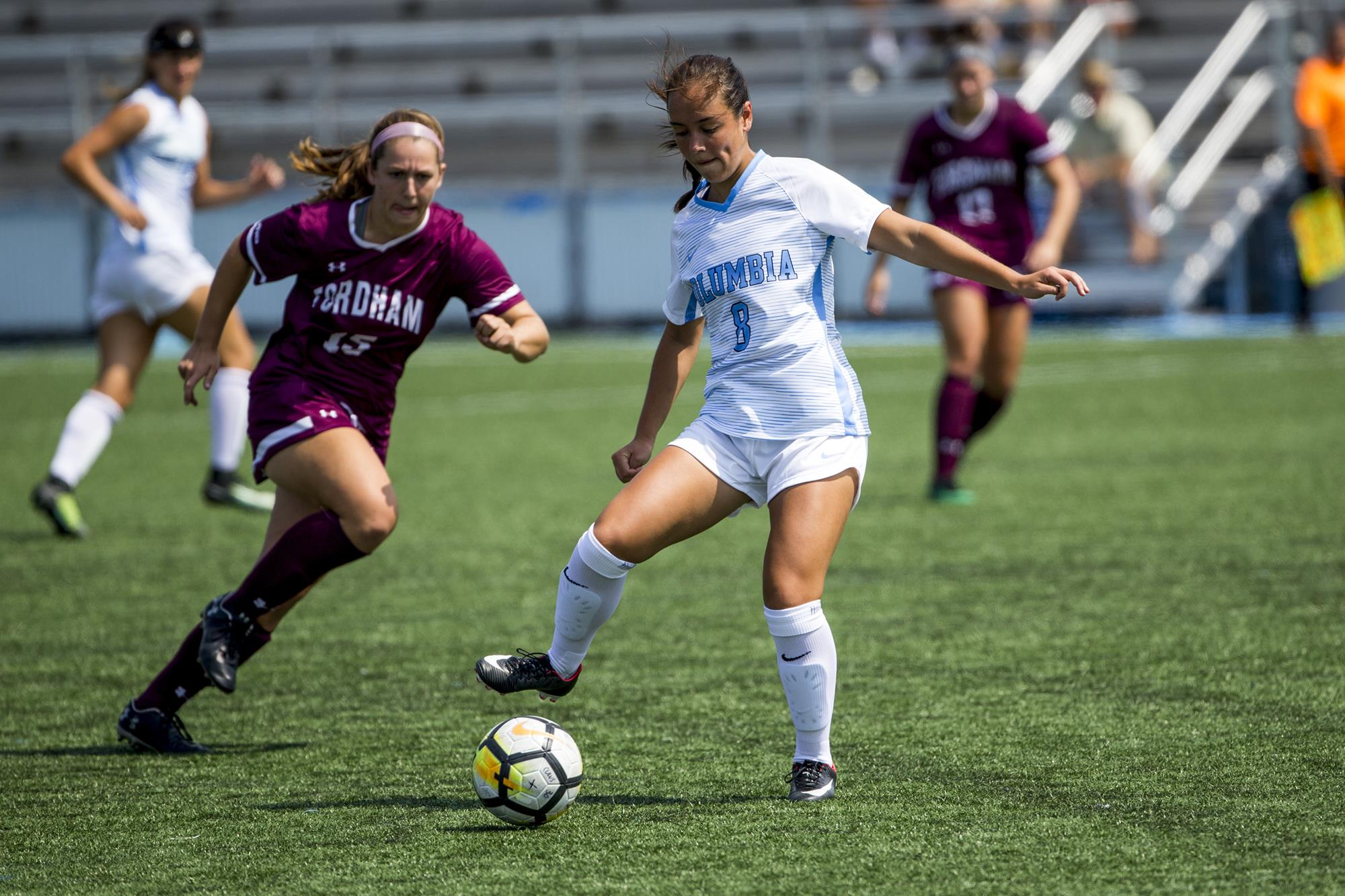 Gracie Wall - Women's Soccer - Columbia University Athletics