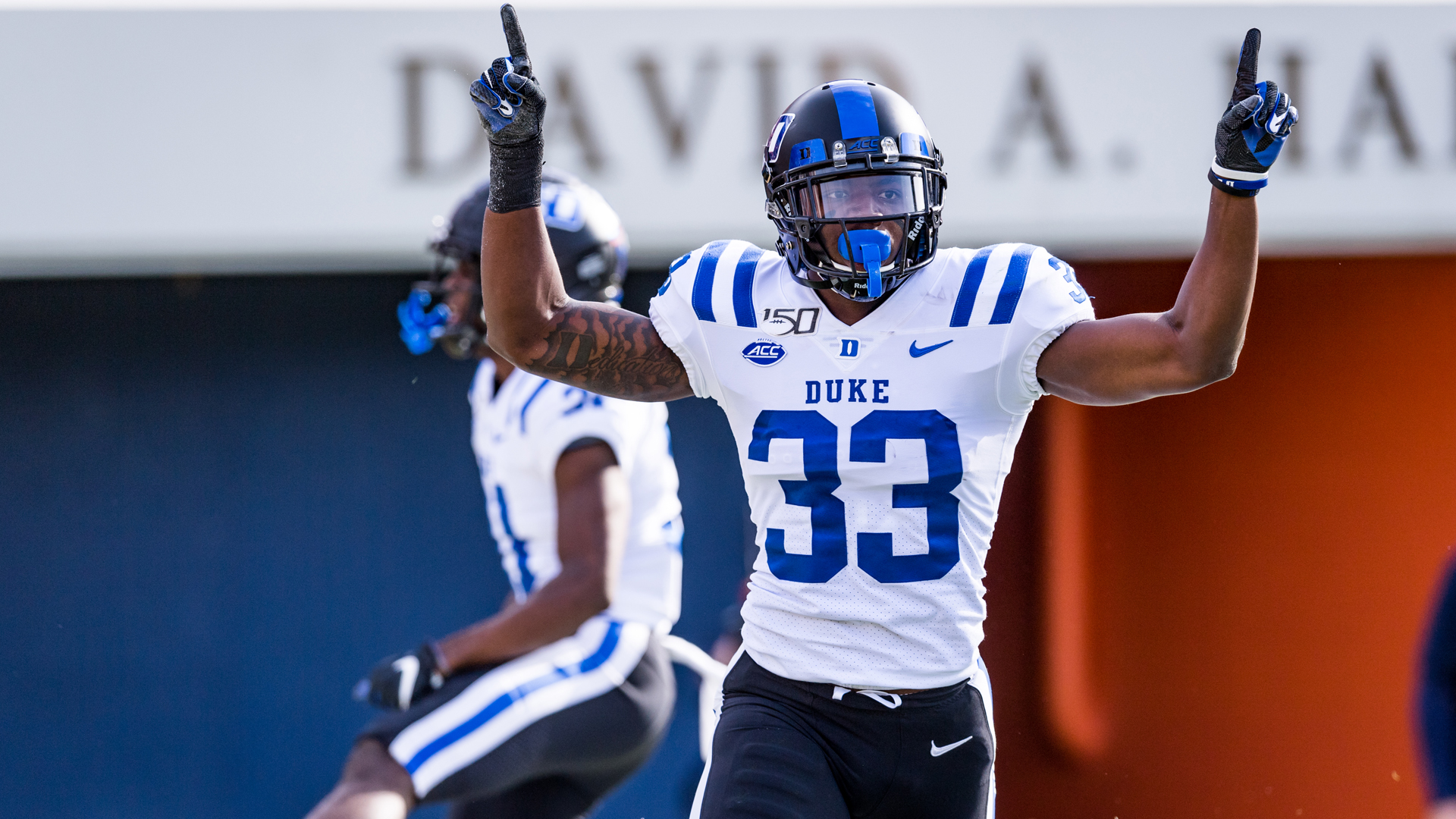 Leonard Johnson 2019 Football Duke University