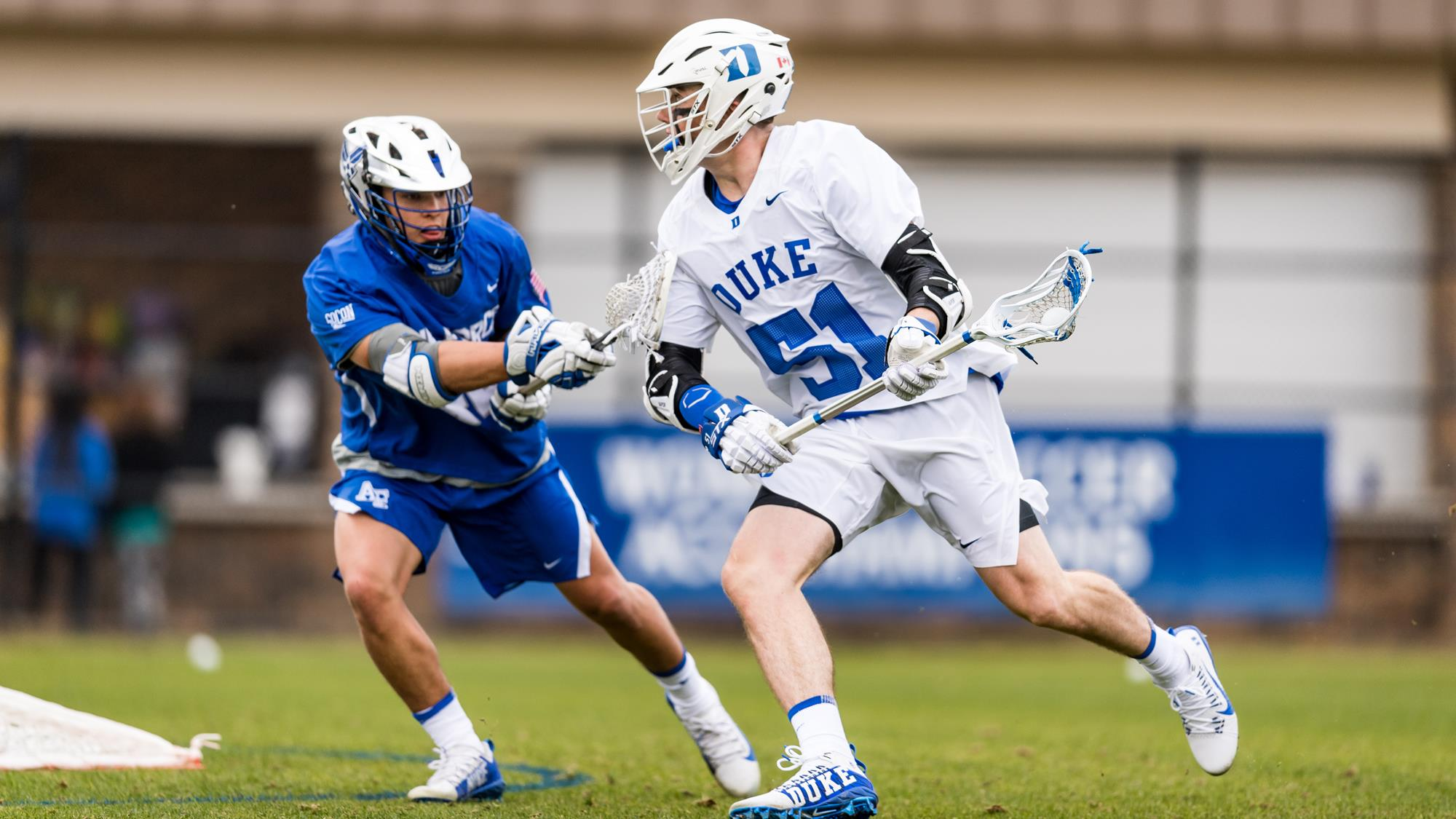 Dyson Williams - 2020 - Men's Lacrosse - Duke University