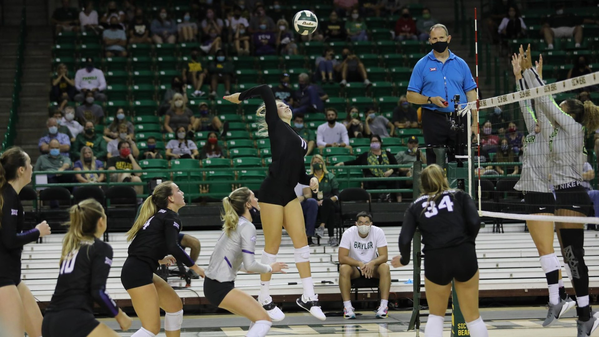 Katie Clark Women S Volleyball Tcu Athletics