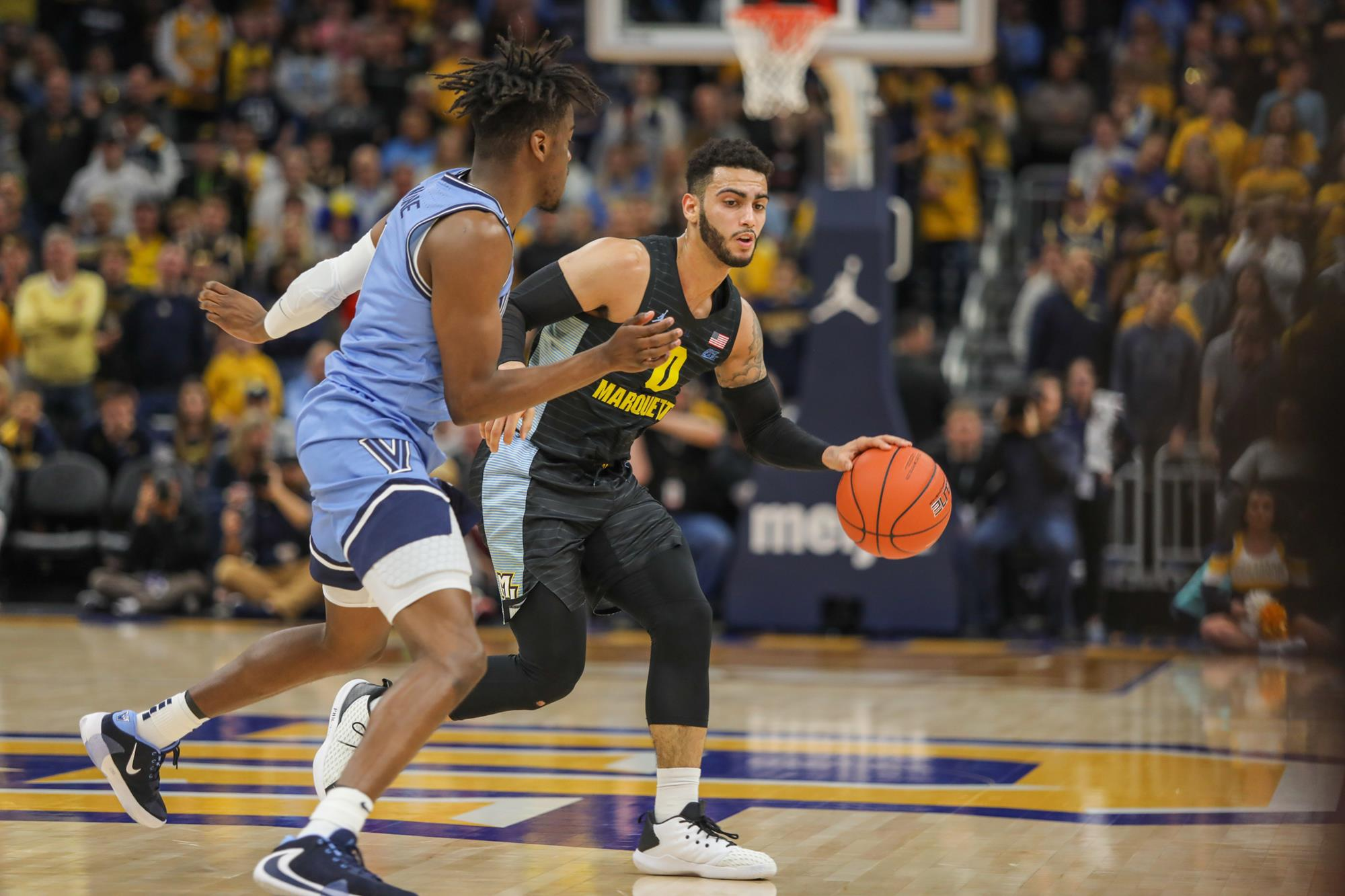Markus Howard Men S Basketball Marquette University Athletics