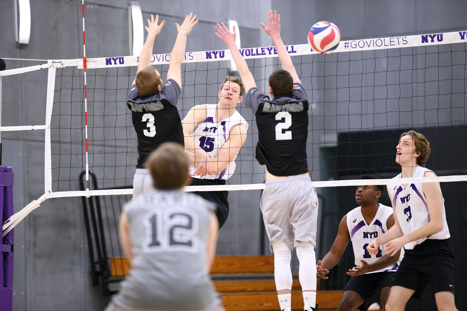 Brendan Duggan 2019 Men S Volleyball Nyu Athletics