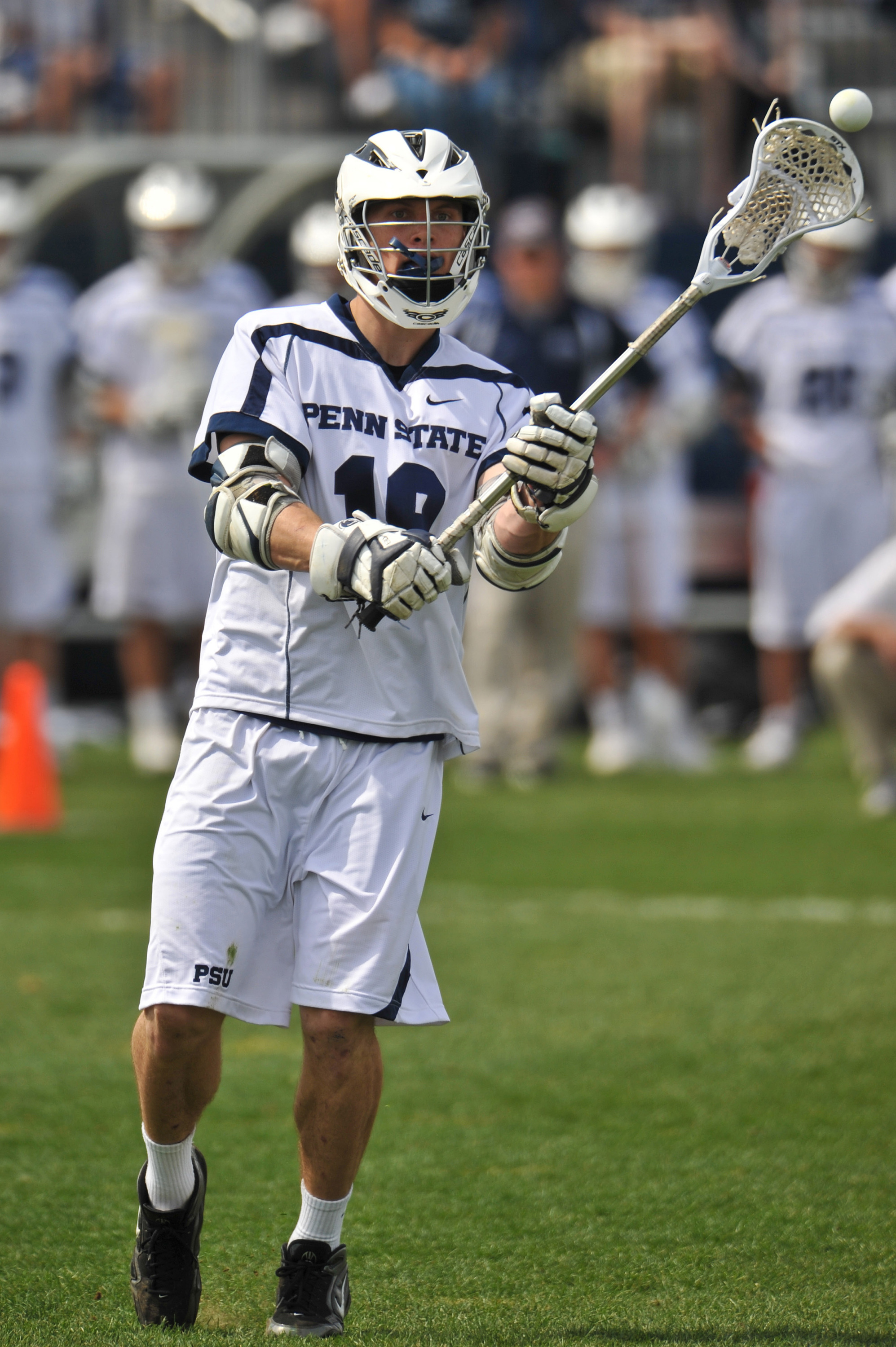 Lacrosse Alumnus Chris Hogan Agrees to Terms with NFL's San ...