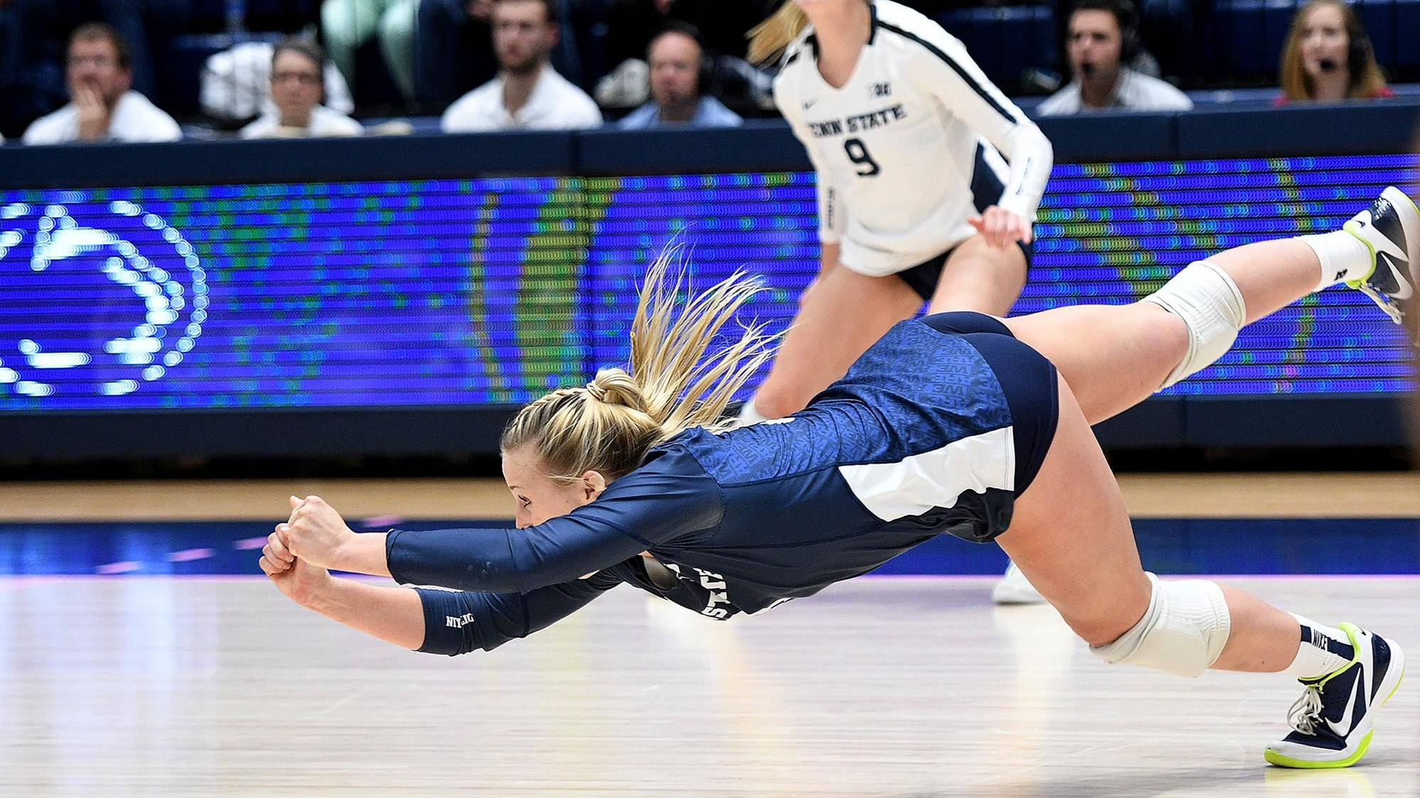 Kendall White Women S Volleyball Penn State University Athletics