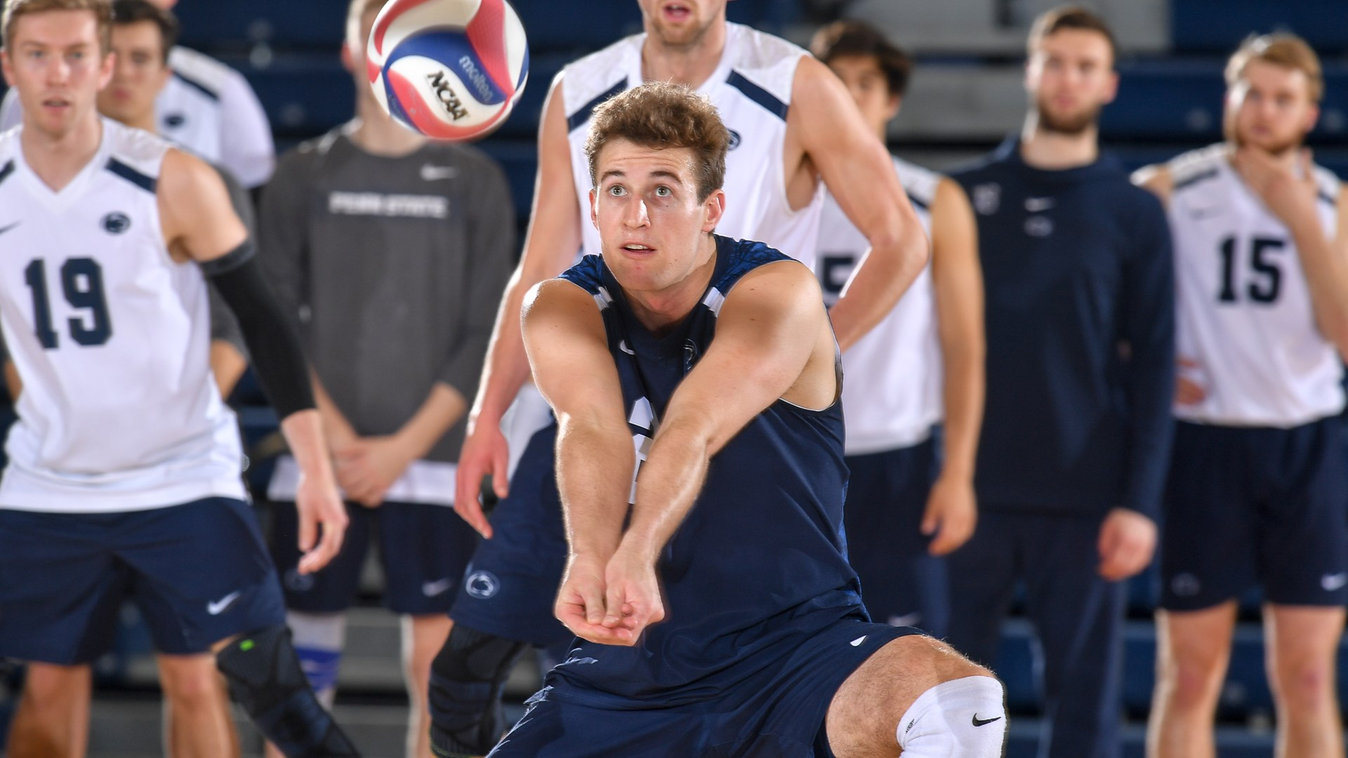 Will Bantle Men S Volleyball Penn State University Athletics