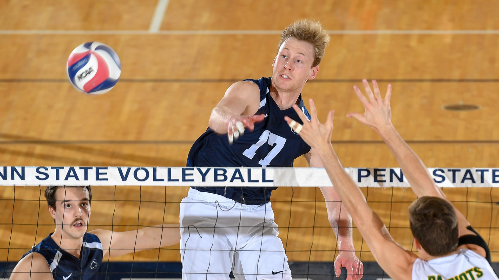 Henrik Falck Lauten Men S Volleyball Penn State University Athletics