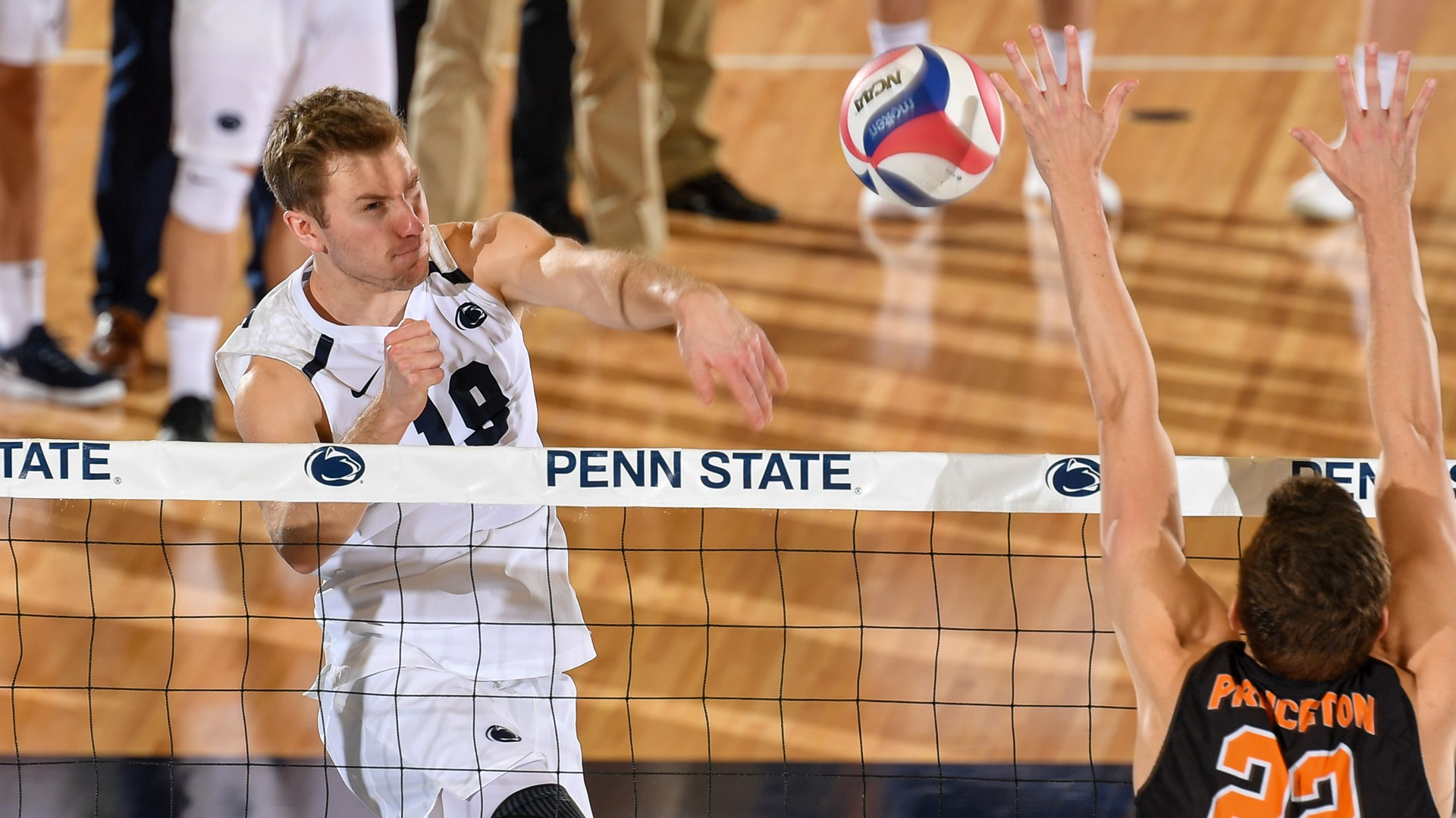 Cal Fisher Men S Volleyball Penn State University Athletics