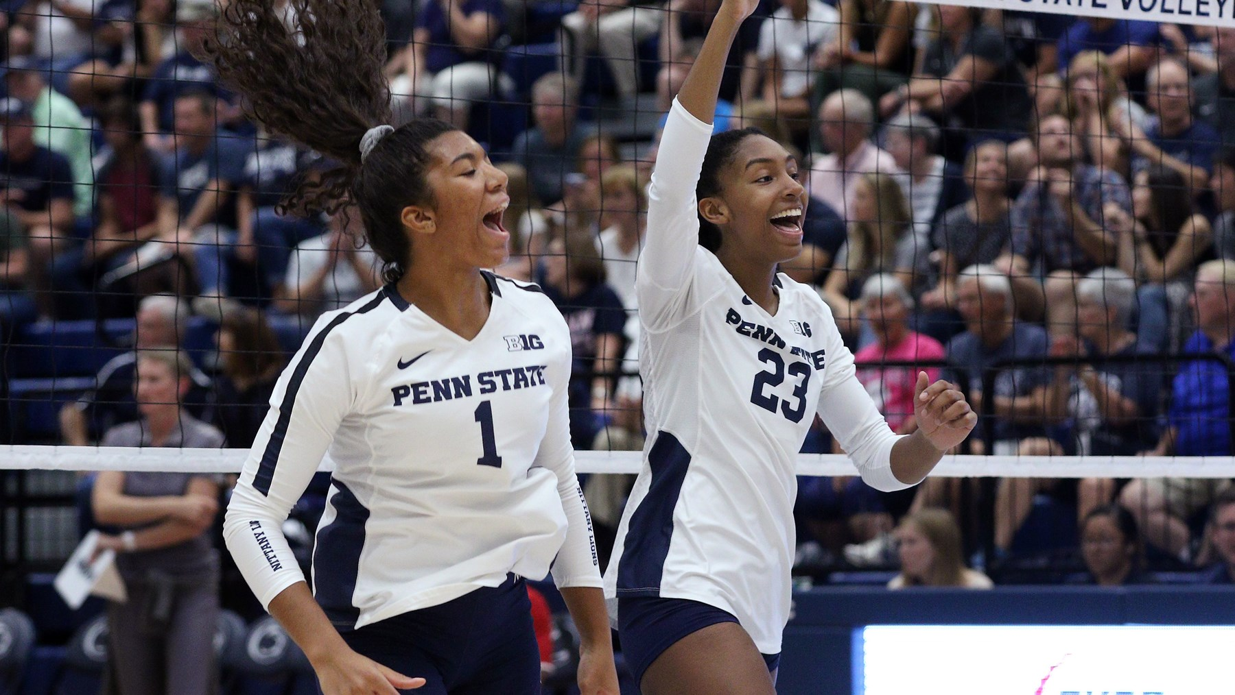 Lauren Clark Women S Volleyball Penn State University Athletics
