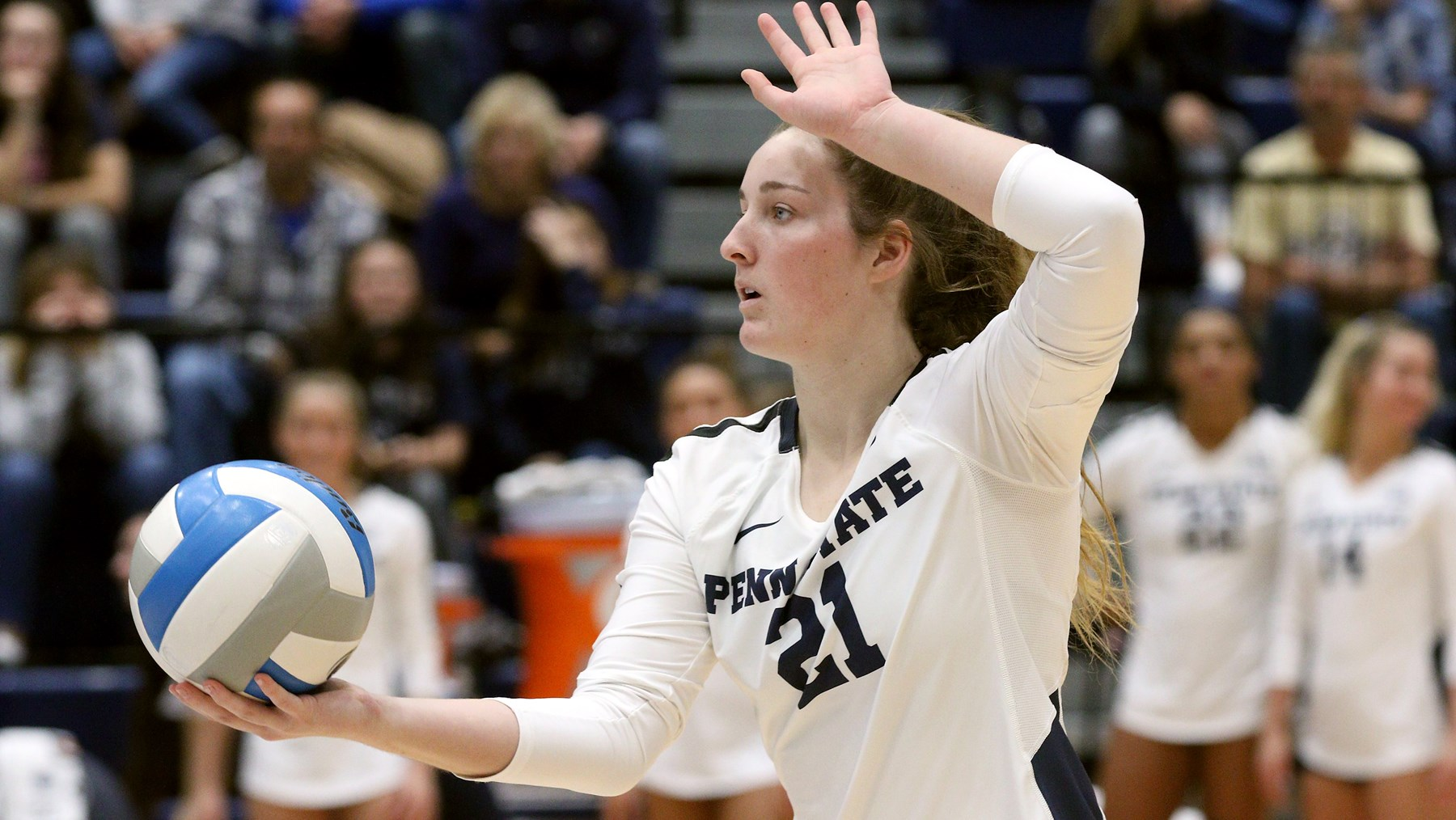 Macall Peed Women S Volleyball Penn State University Athletics