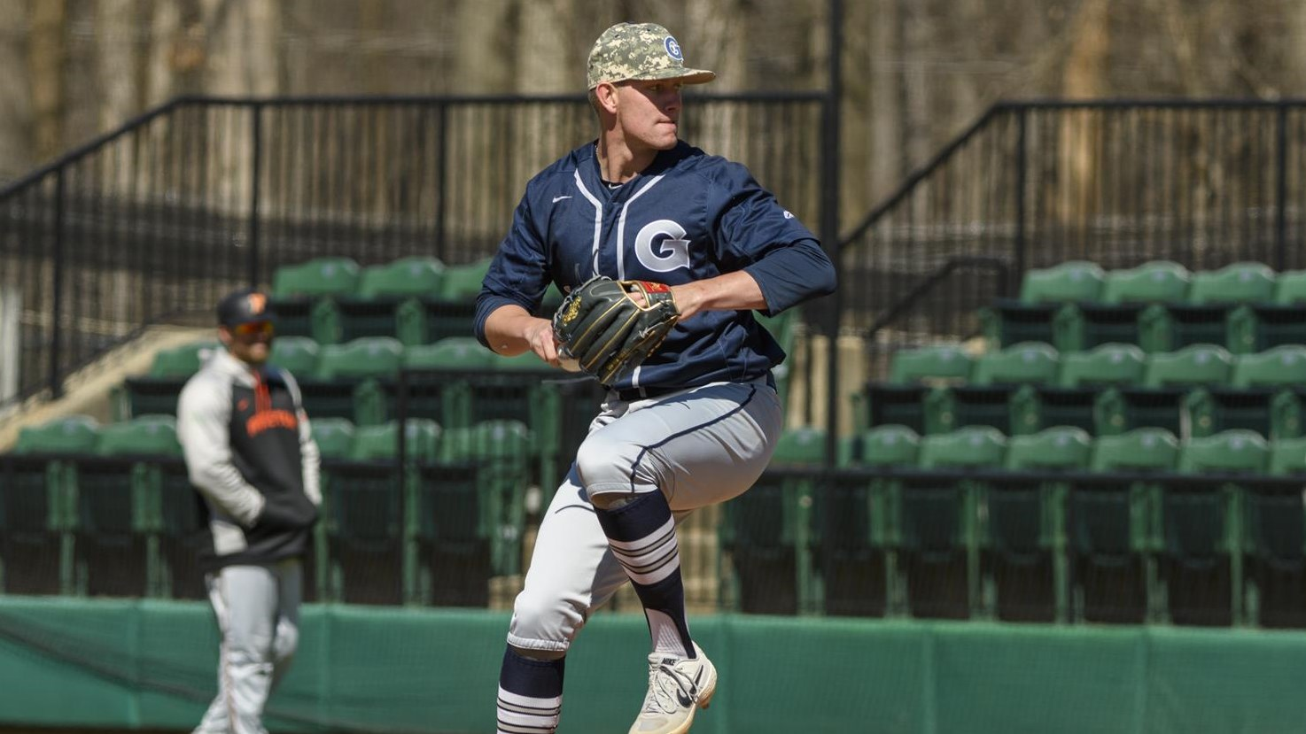official photos 5a8d2 acd77 Nick Morreale - Baseball - Georgetown University Athletics