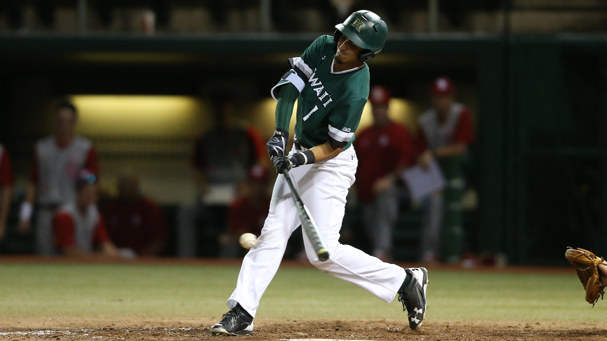 Josh Rojas - Baseball - University of Hawai'i at Manoa Athletics