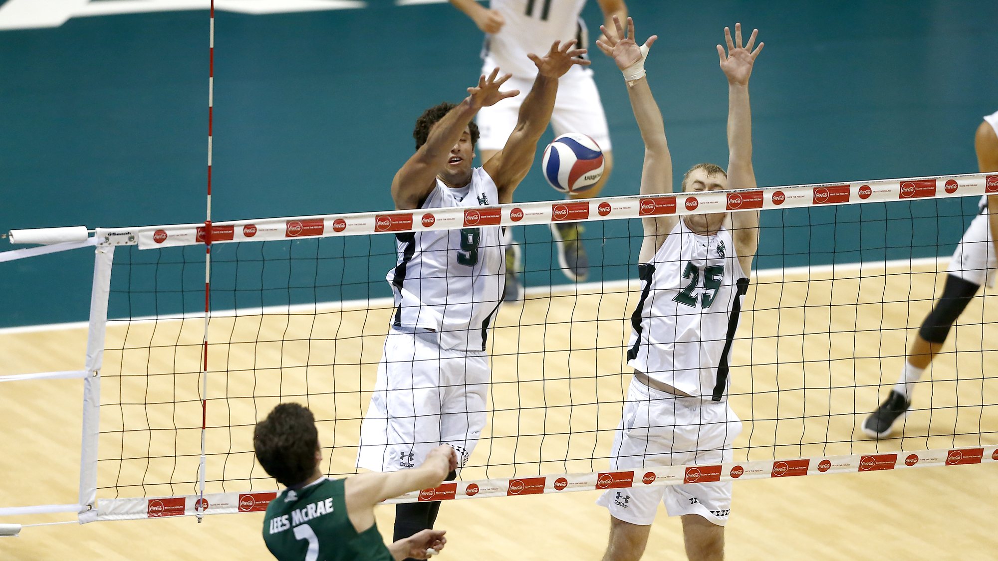 Brandon Rattray Men S Volleyball University Of Hawai I At Manoa Athletics