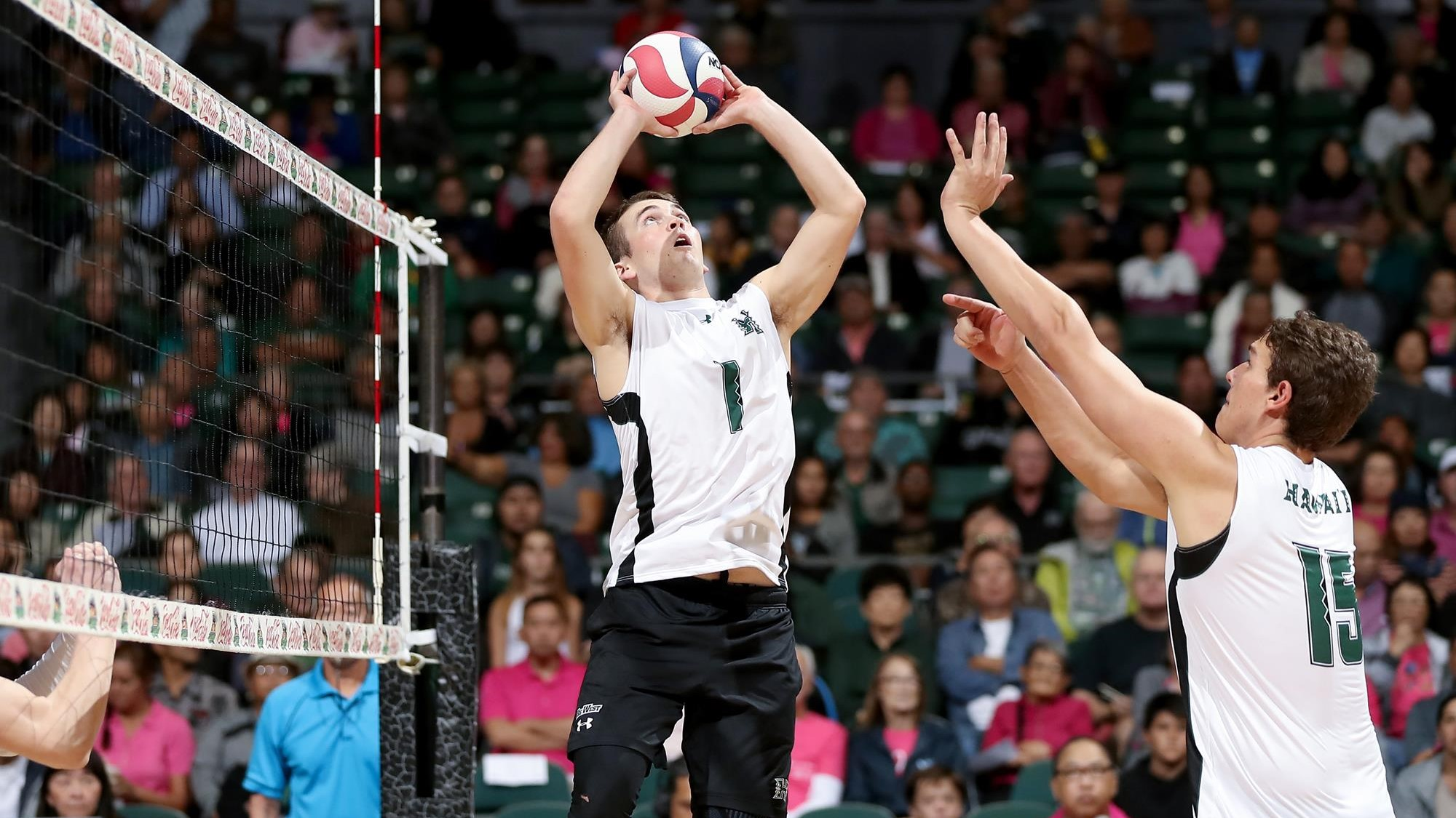 Joe Worsley Men S Volleyball University Of Hawai I At Manoa Athletics