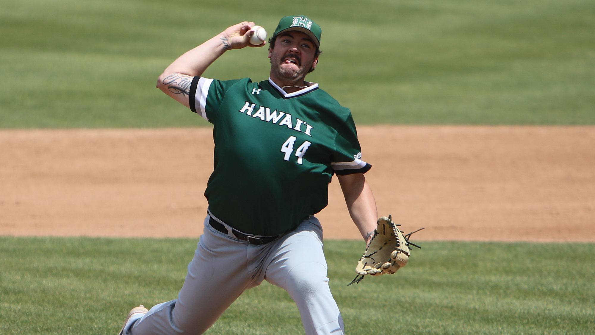 Logan Pouelsen - Baseball - University of Hawai'i at Manoa