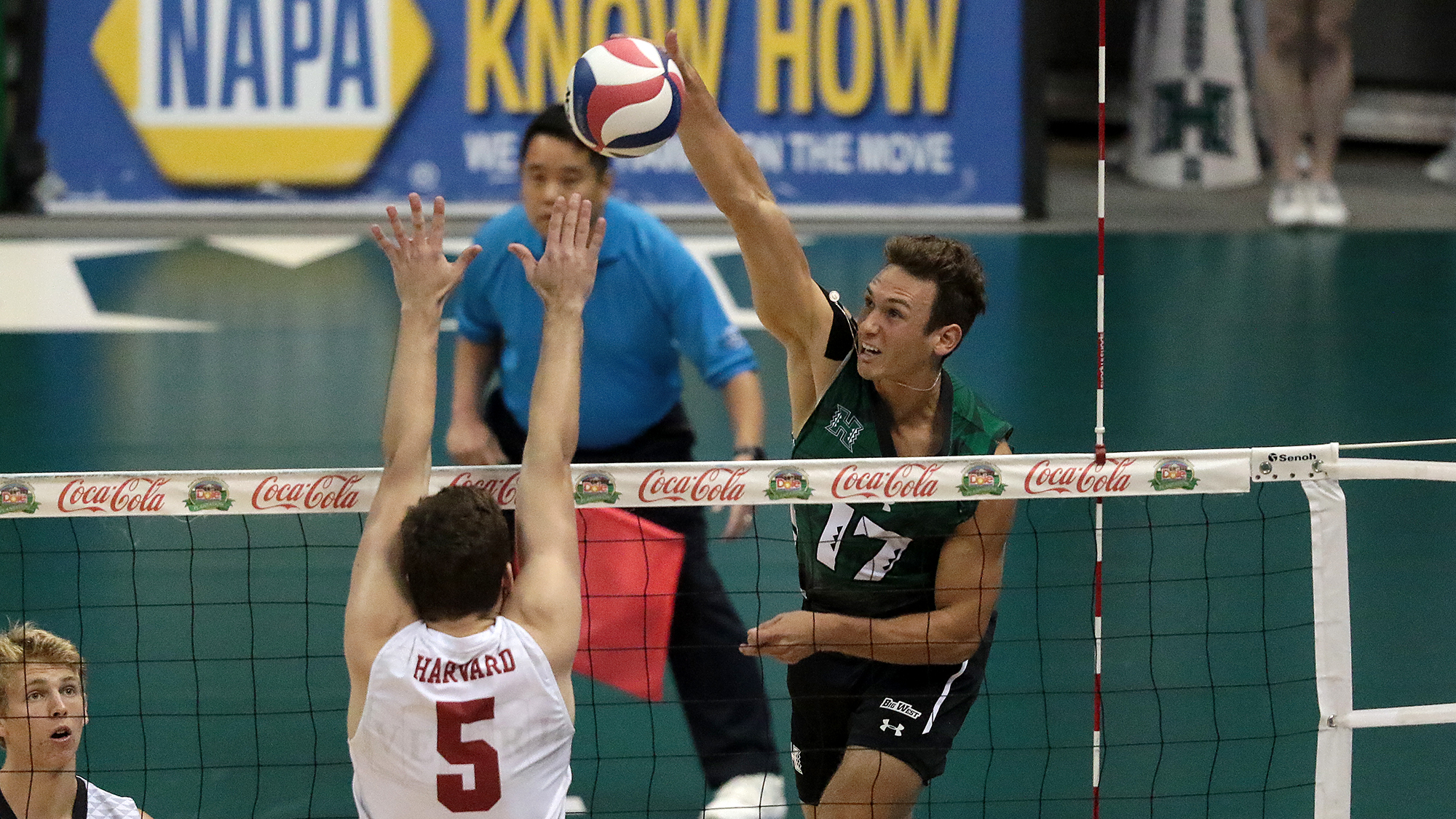 Colton Cowell Men S Volleyball University Of Hawai I At Manoa Athletics