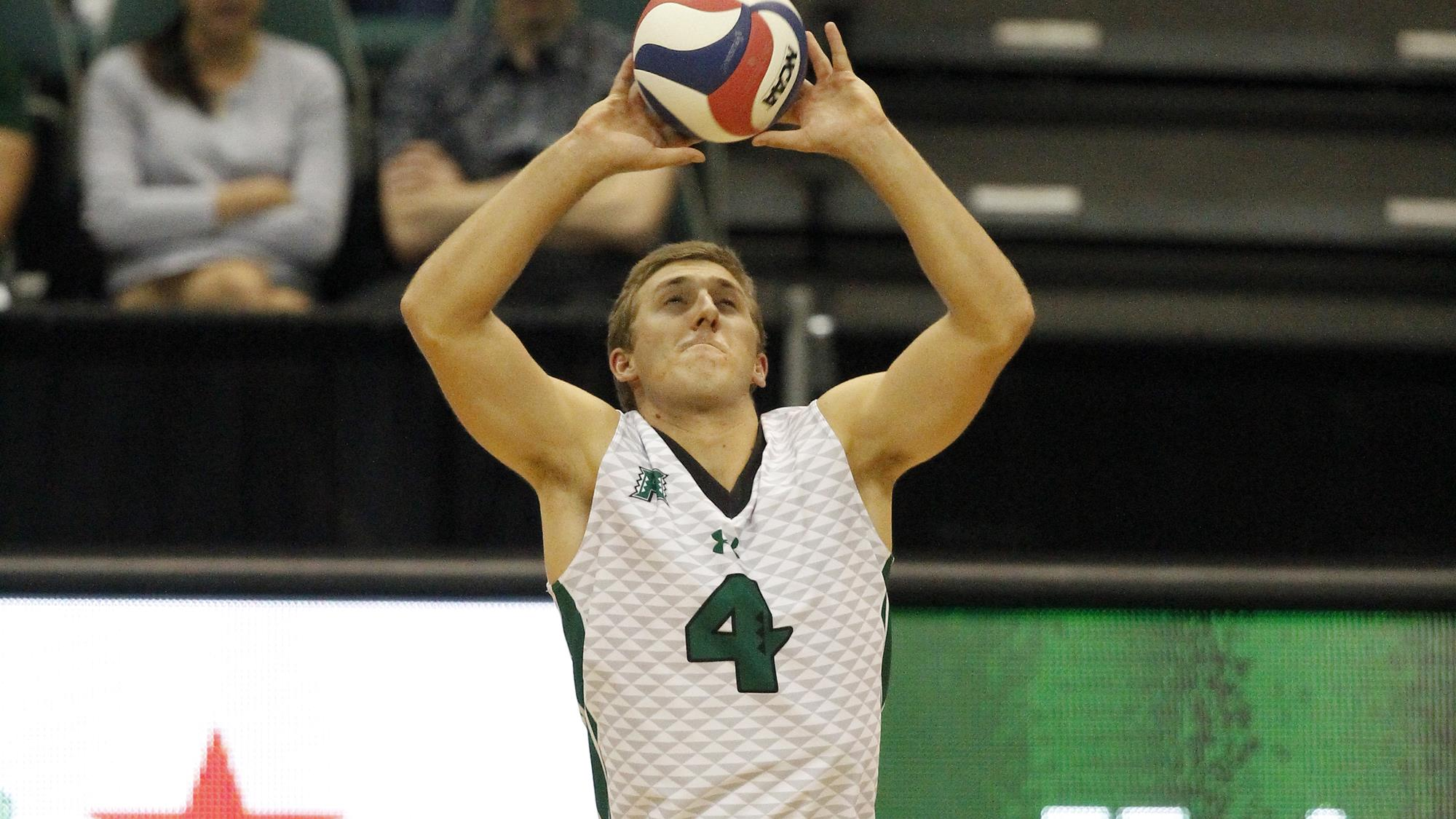 Brett Sheward Men S Volleyball University Of Hawai I At Manoa Athletics