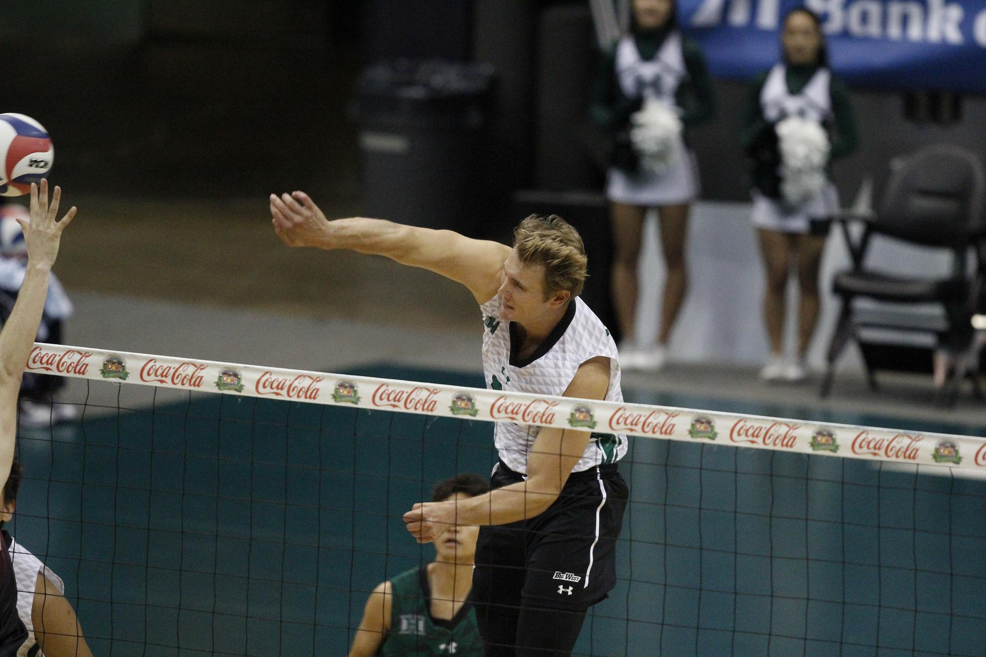 Garrett Geiger Men S Volleyball University Of Hawai I At Manoa Athletics
