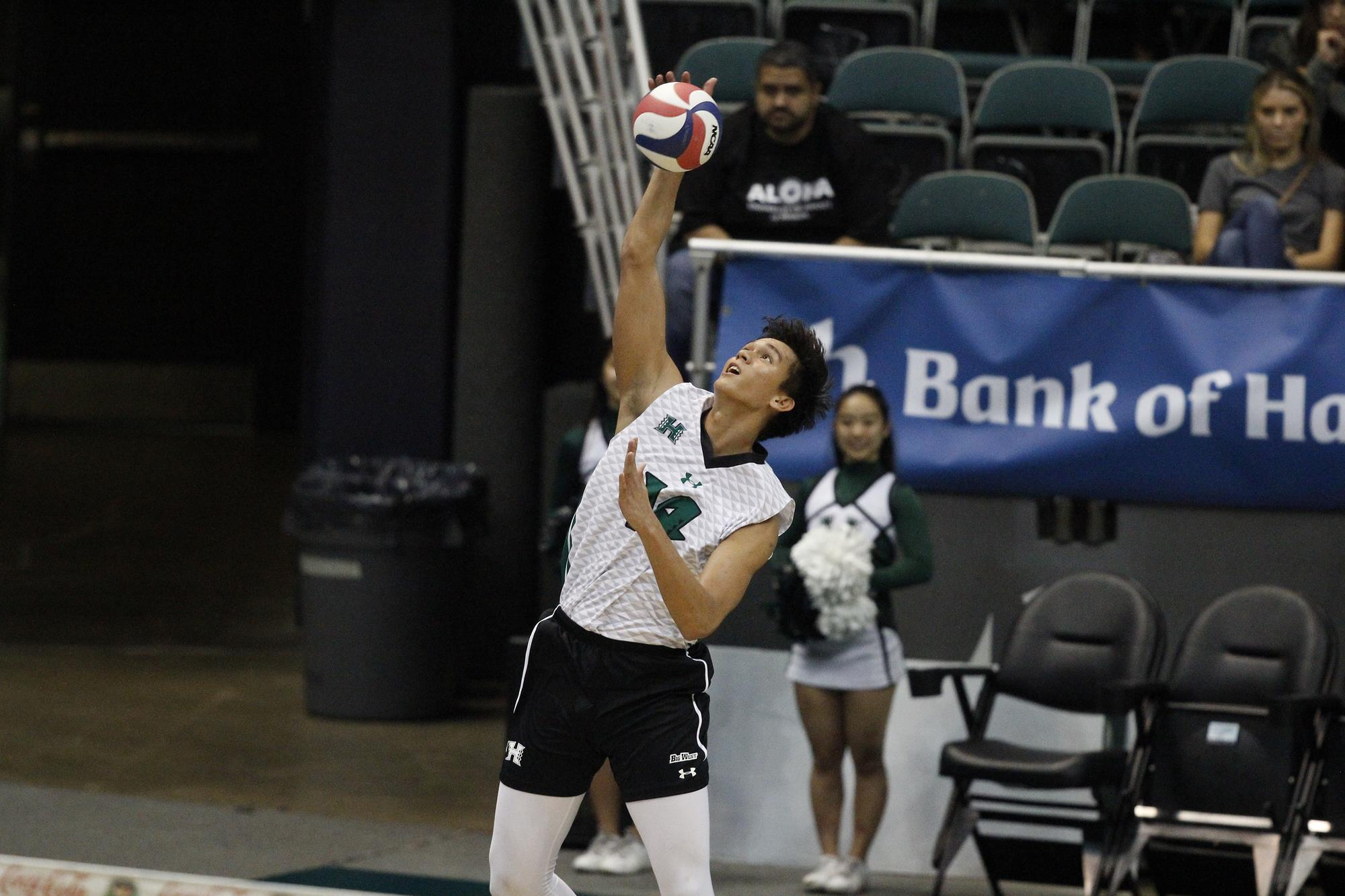 Alaka I Todd Men S Volleyball University Of Hawai I At Manoa Athletics