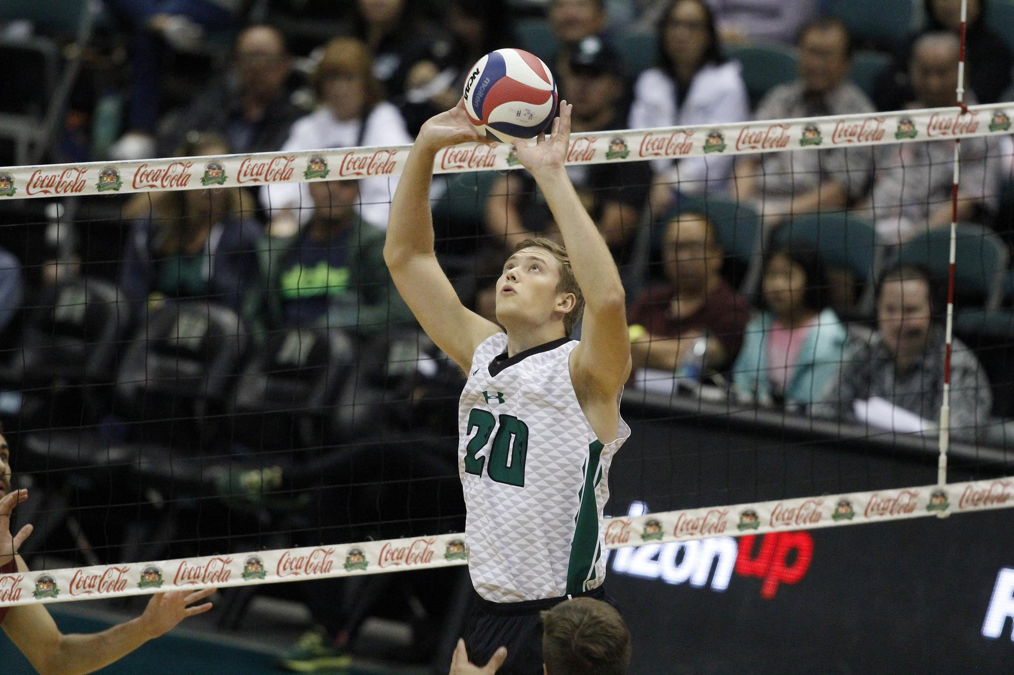 Jackson Van Eekeren Men S Volleyball University Of Hawai I At Manoa Athletics