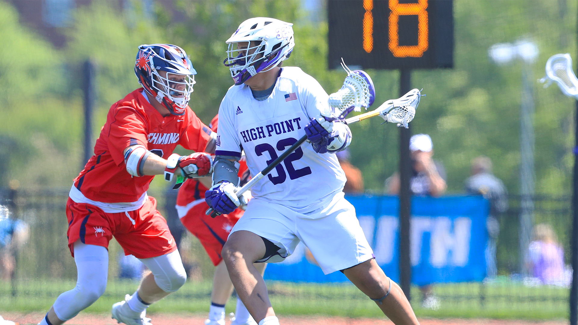 High Point Lacrosse >> Asher Nolting 2019 Men S Lacrosse High Point