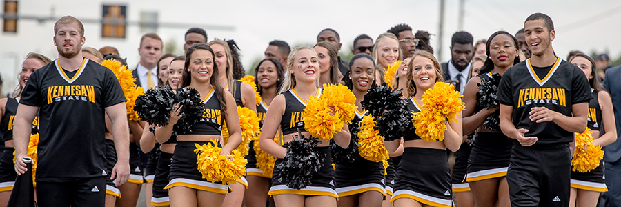 Kennesaw State University >> 2019 Tryout Information Kennesaw State University Athletics