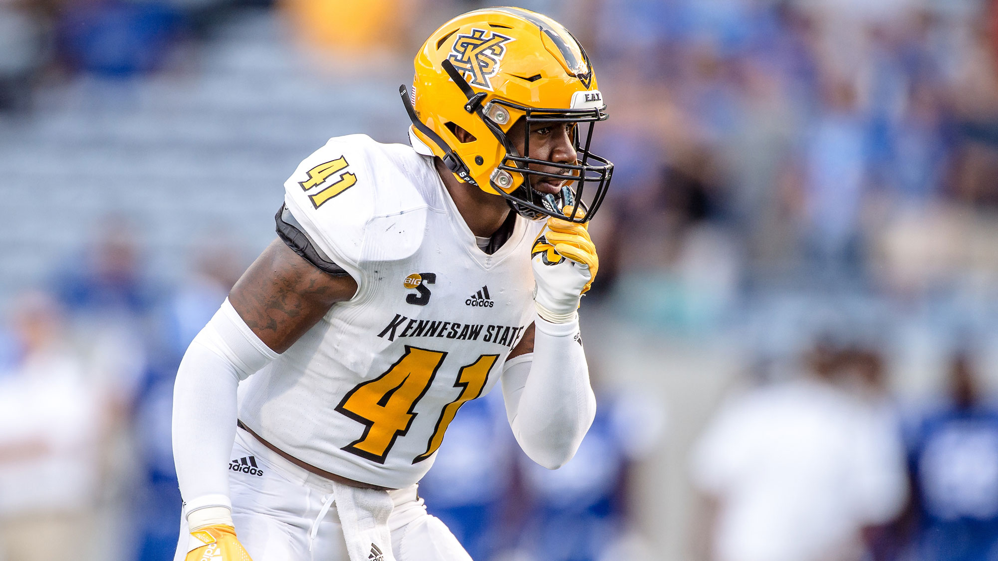 detailed look 801ee 2ac1f Anthony Gore, Jr. - Football - Kennesaw State University ...