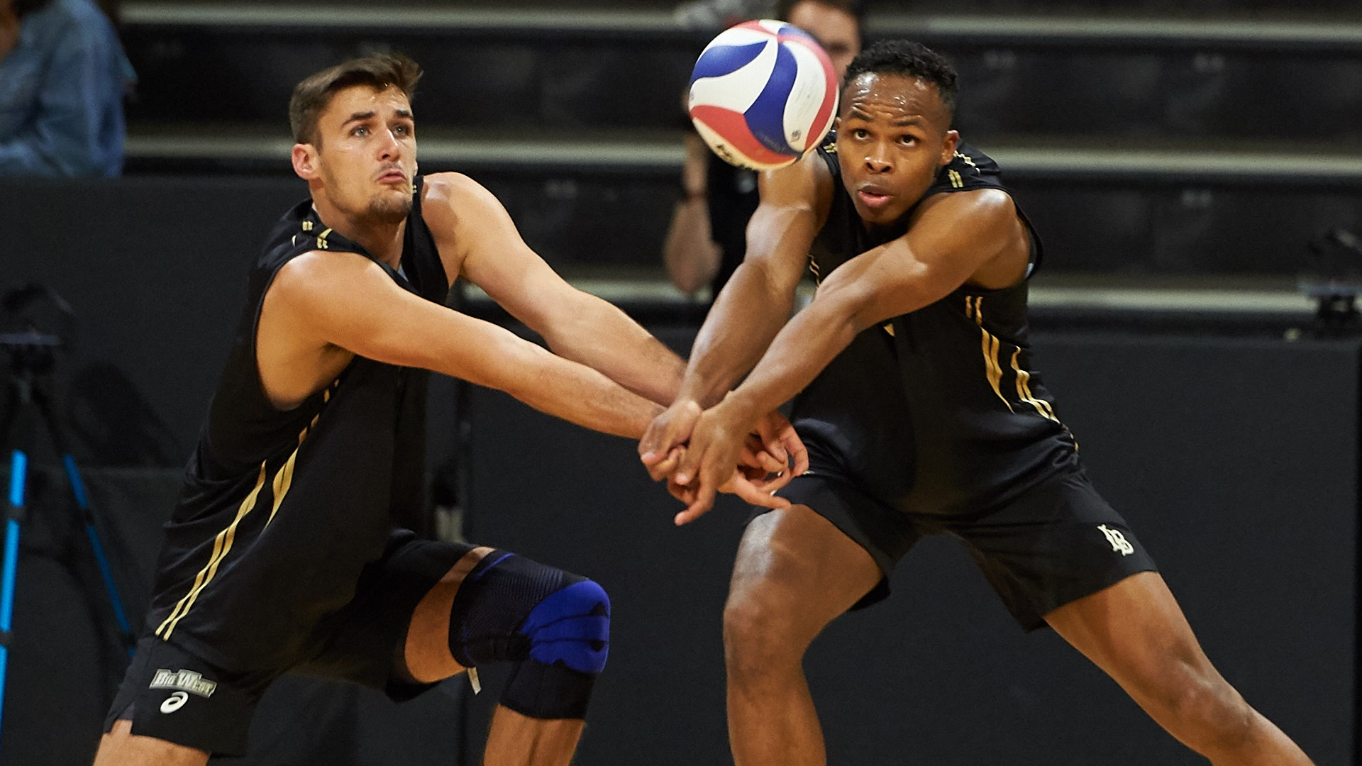 Louis Richard Men S Volleyball Long Beach State University Athletics