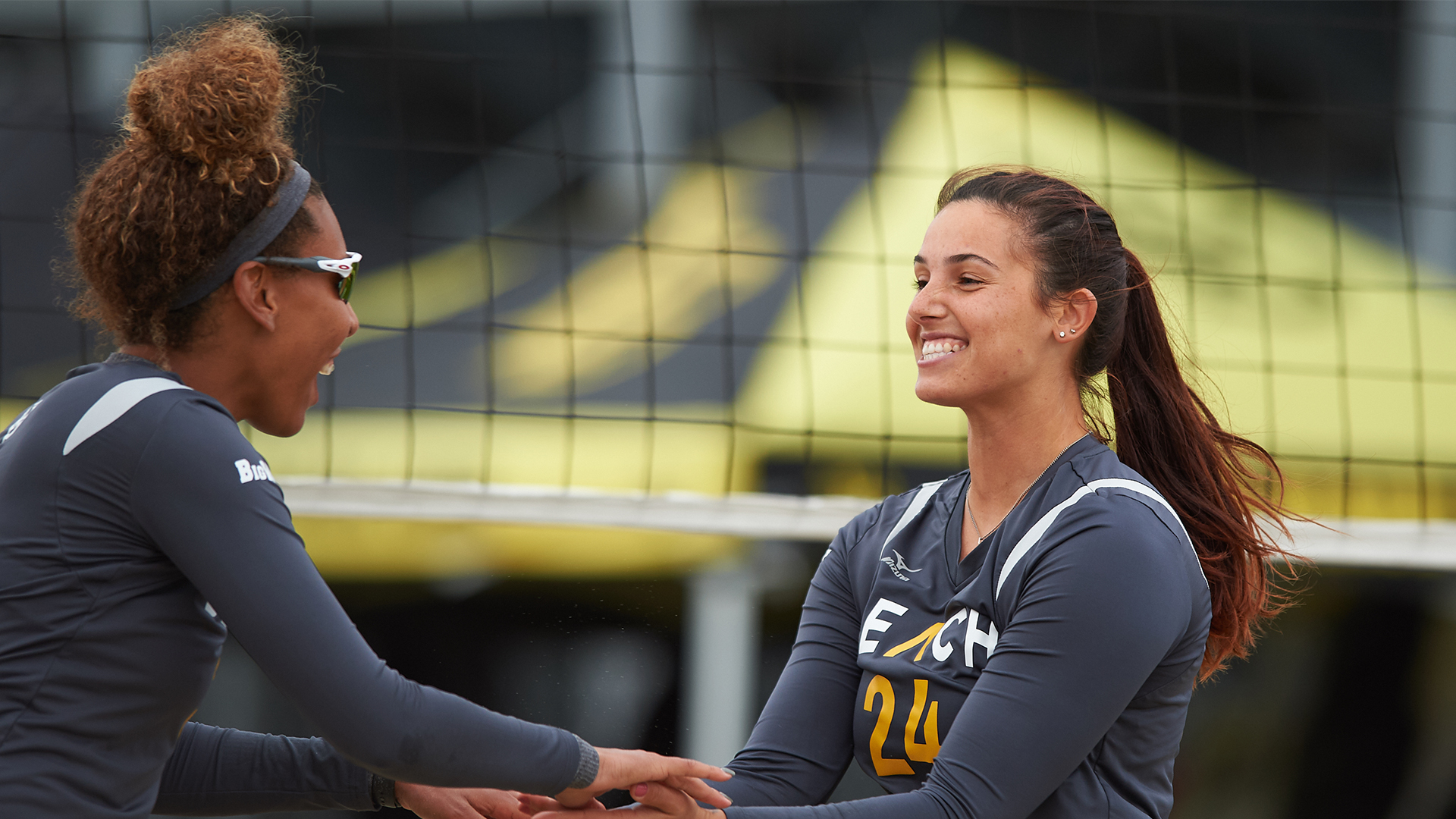 Alexis Patterson Women S Beach Volleyball Long Beach State University Athletics