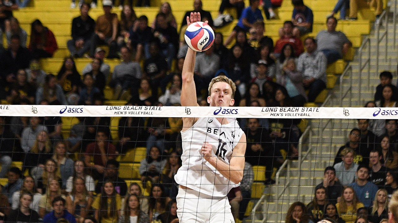 Marc Moody Men S Volleyball Long Beach State University Athletics