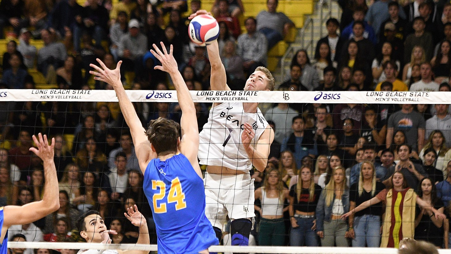 Shane Holdaway Men S Volleyball Long Beach State University Athletics