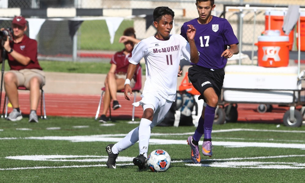 Javi Mejia - Men's Soccer - McMurry University Athletics