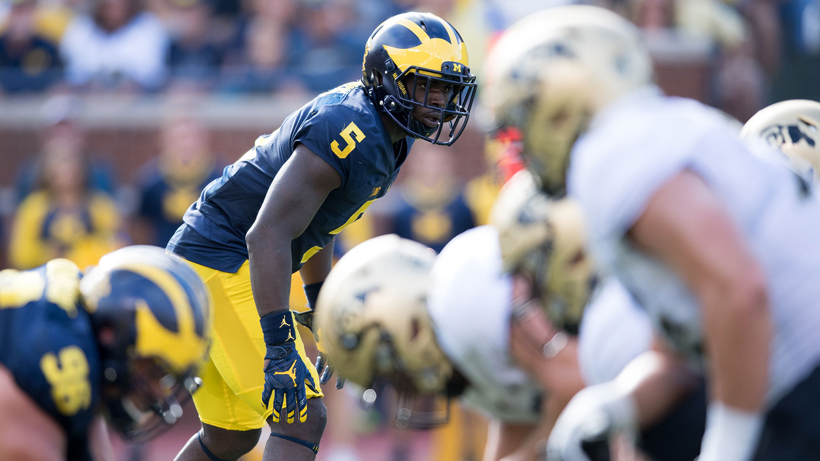 the latest 0b5a9 0245d Jabrill Peppers - Football - University of Michigan Athletics